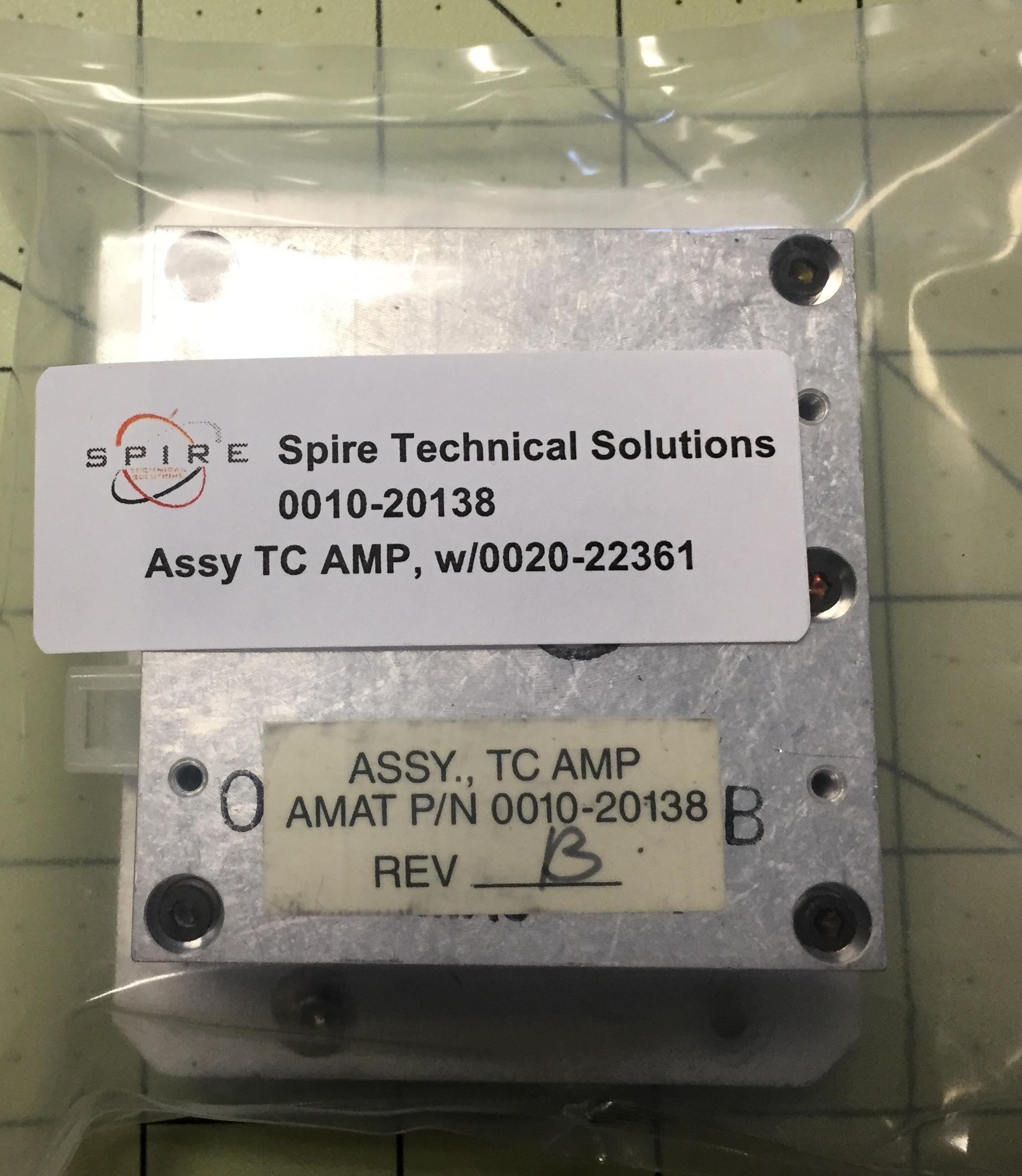 Assy TC Amp