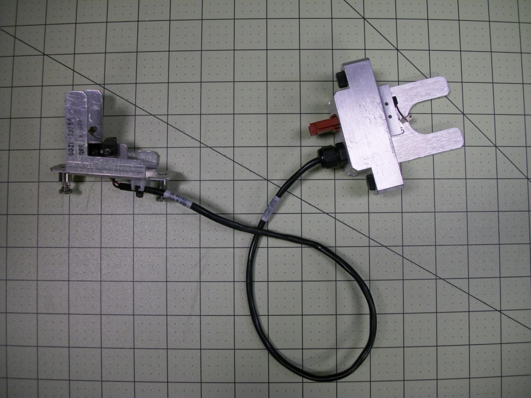 RF match interlock cable ASSY