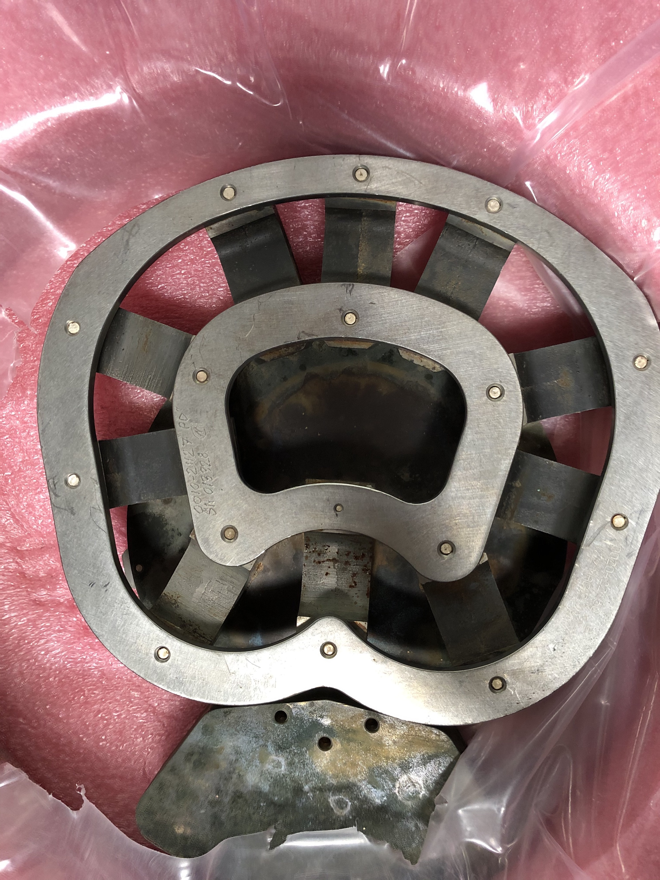 MAGNET ASSY, DURASOURCE 13""