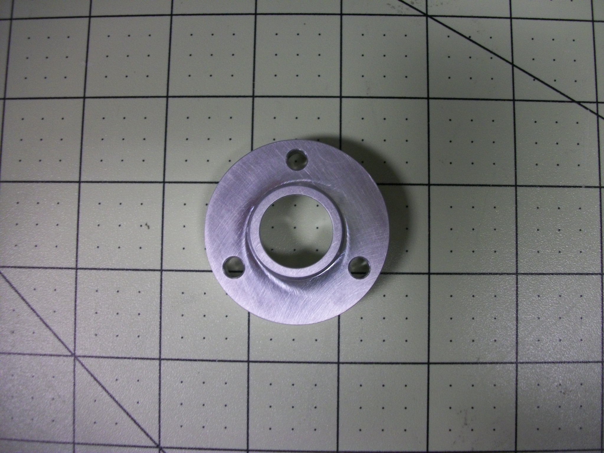 View port, HDP–CVD Non-Anodized Alum