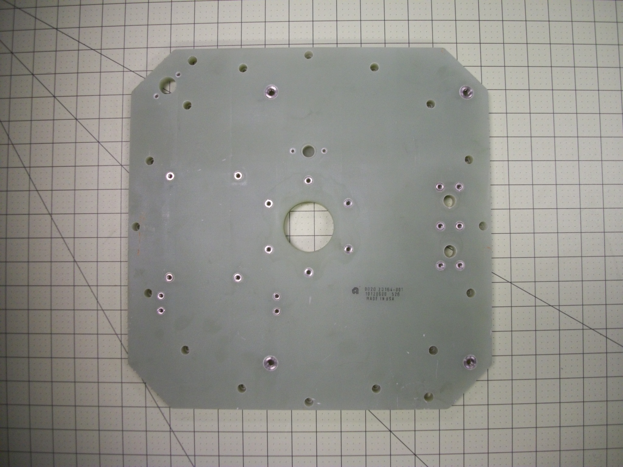 Cover, insulator source 11.30""
