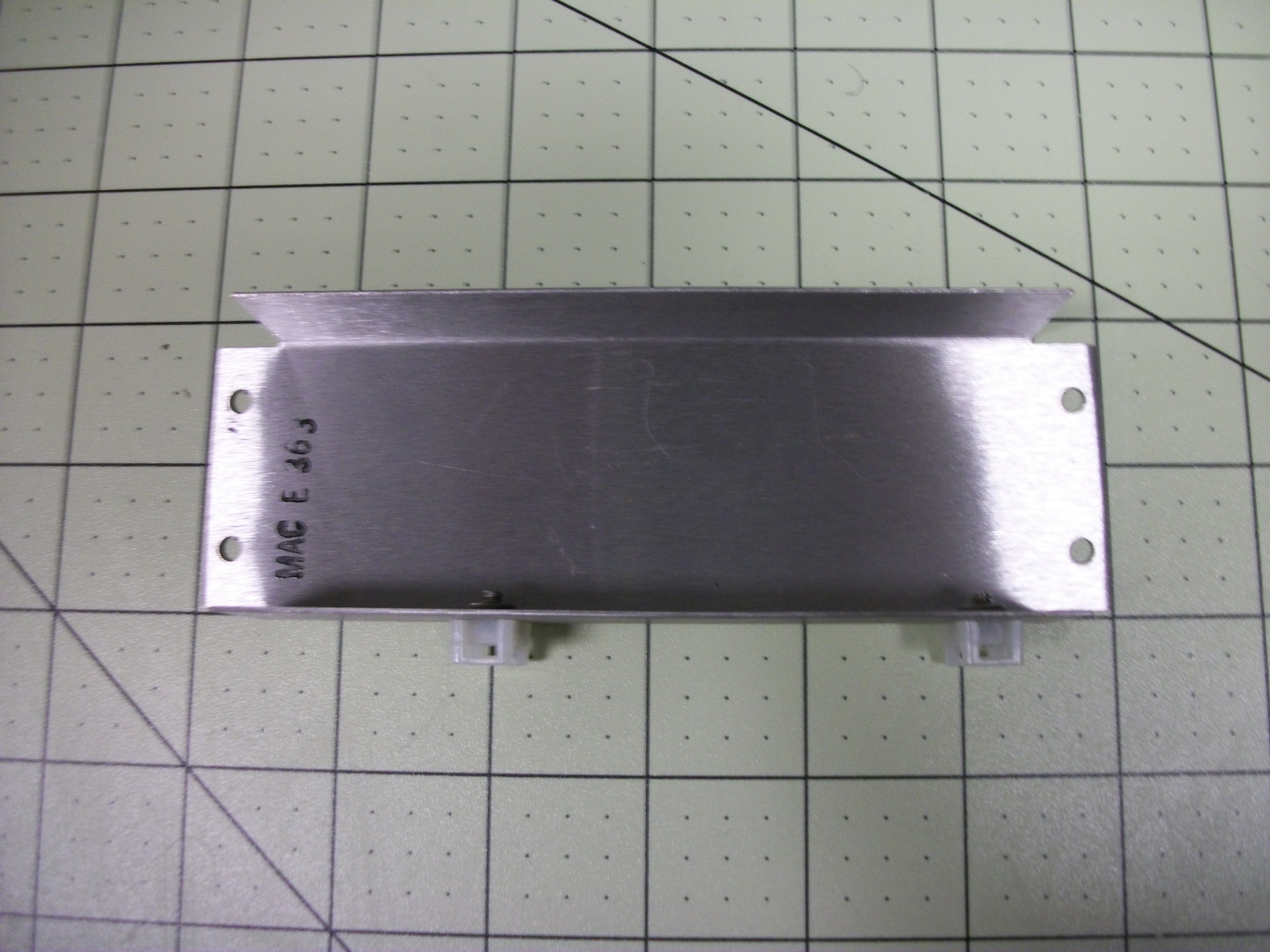 Cover lamp side