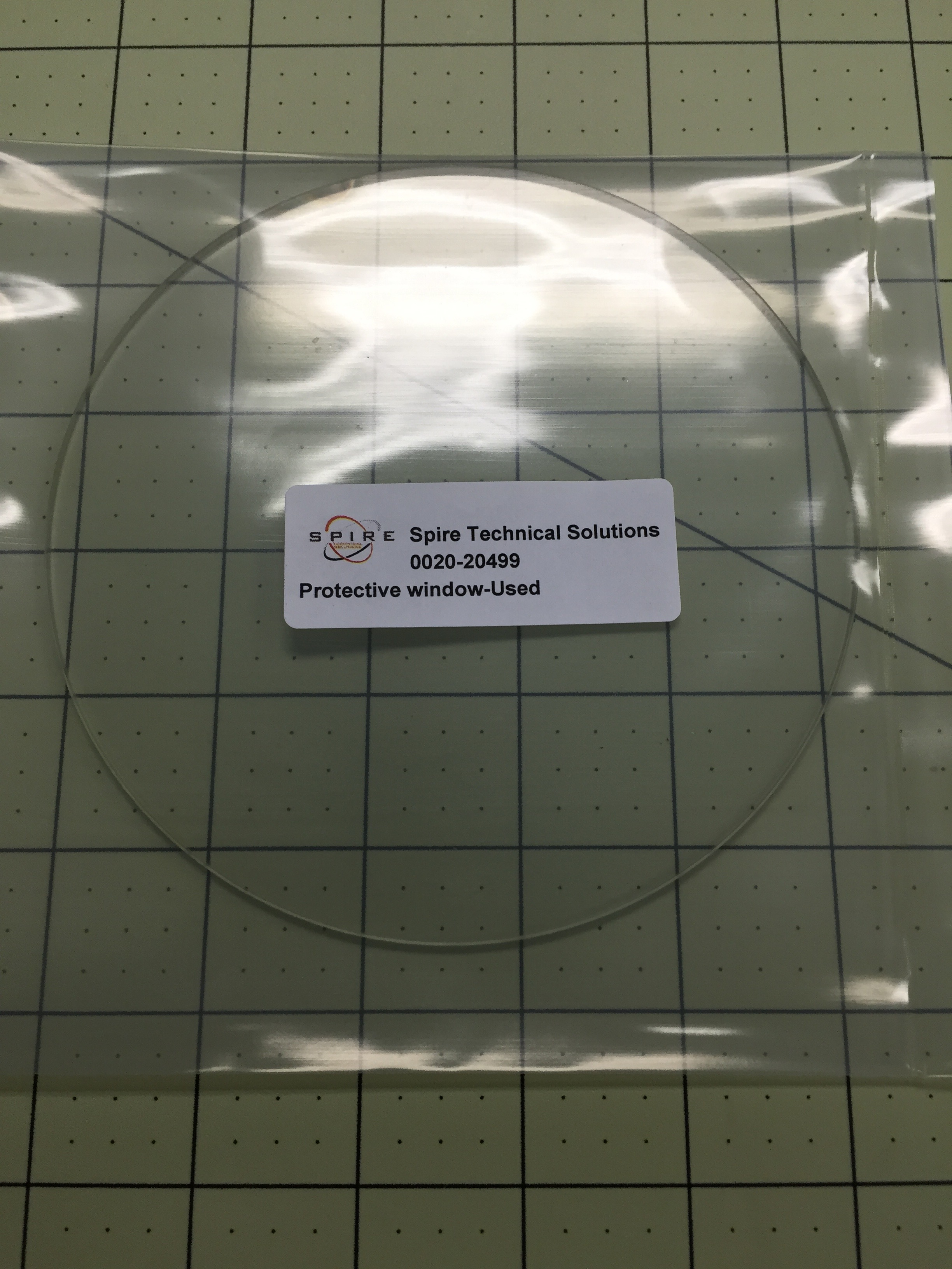 Protective window