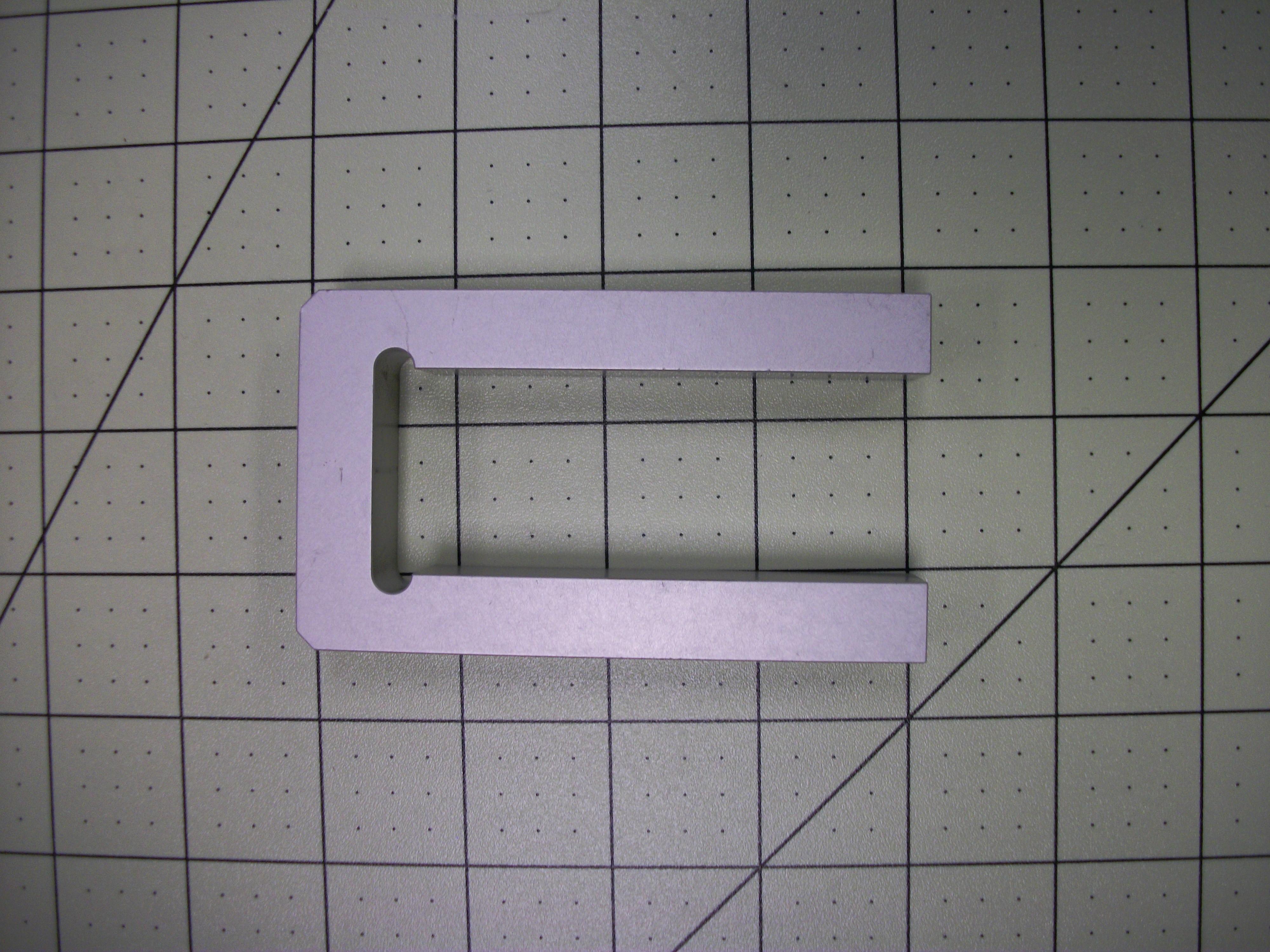 "Clamp AR flex 8"" gate valve"