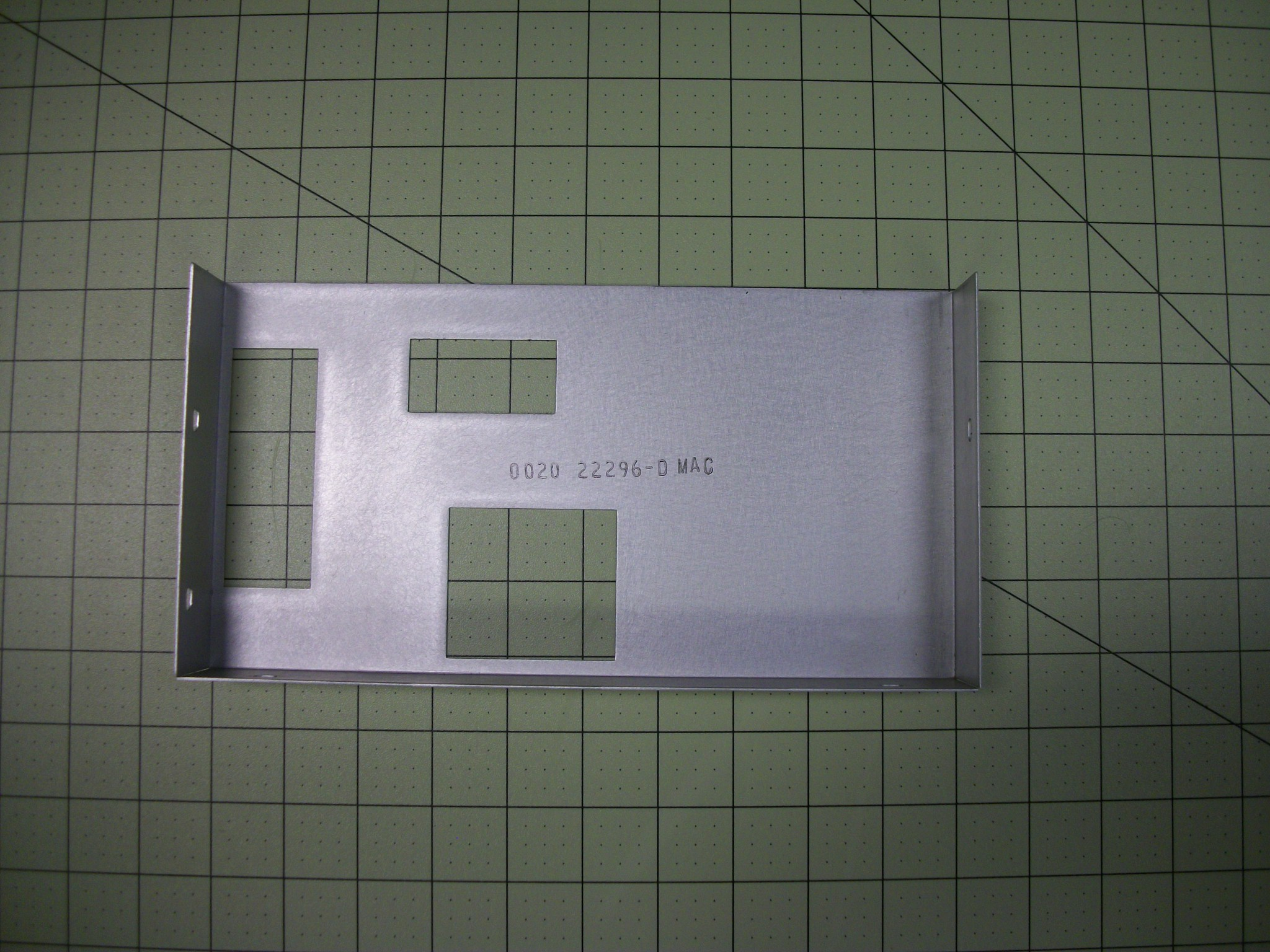 Cover orientation PCB