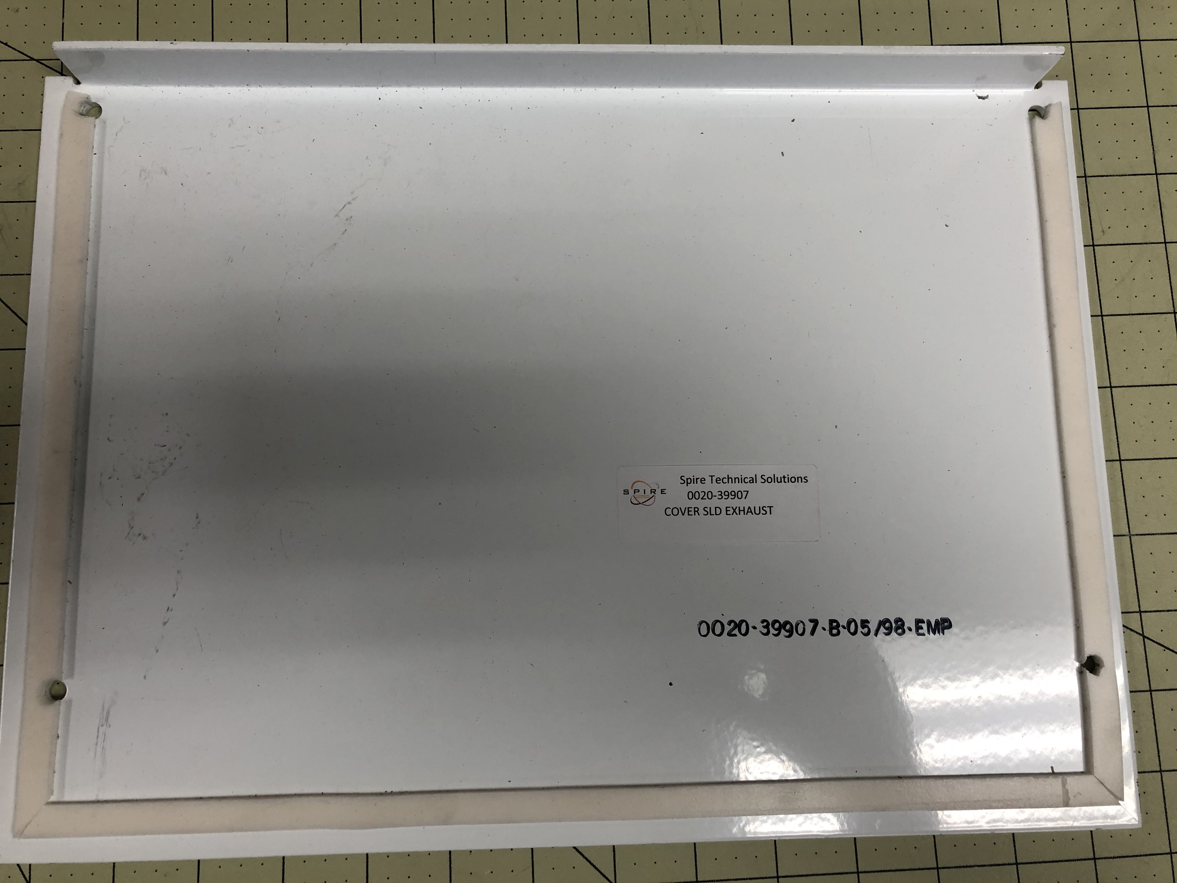COVER SLD EXHAUST