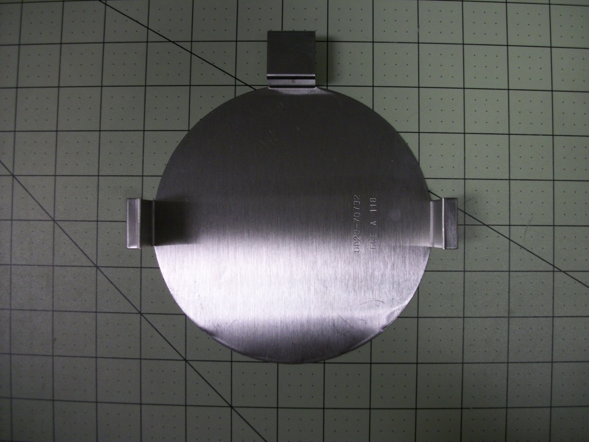 Cover, PVD chamber viewport