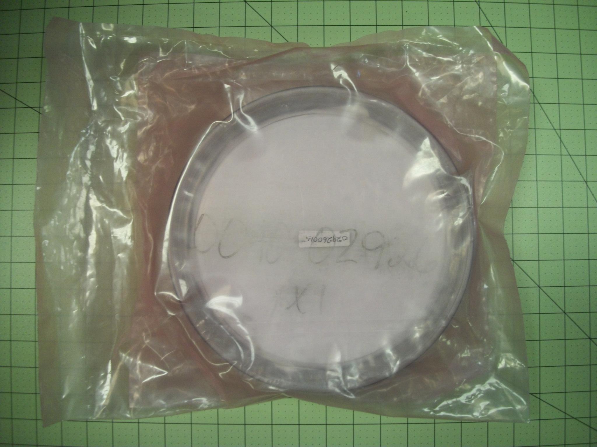 Plate, BOT. BPSG RELF, 200mm,