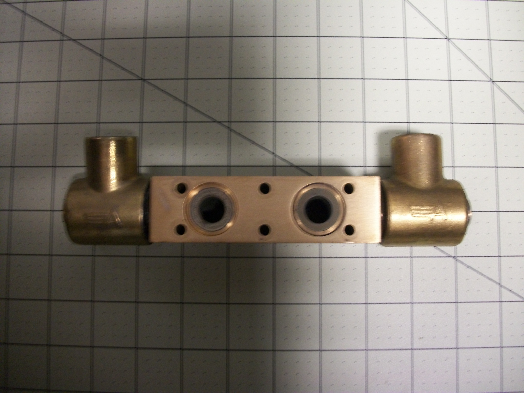 Manifold, Source Swivel Water