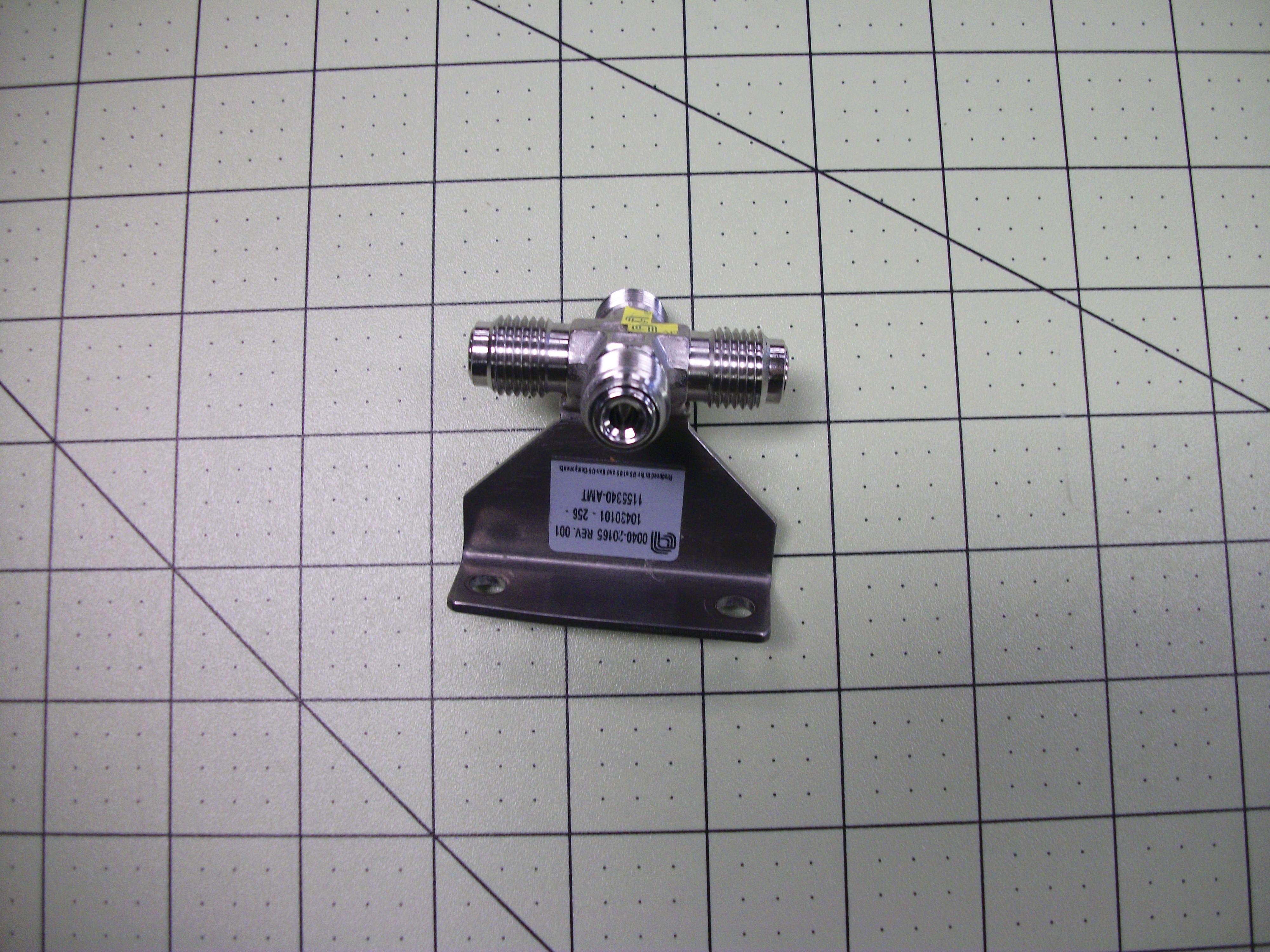 Bracket VCR cross