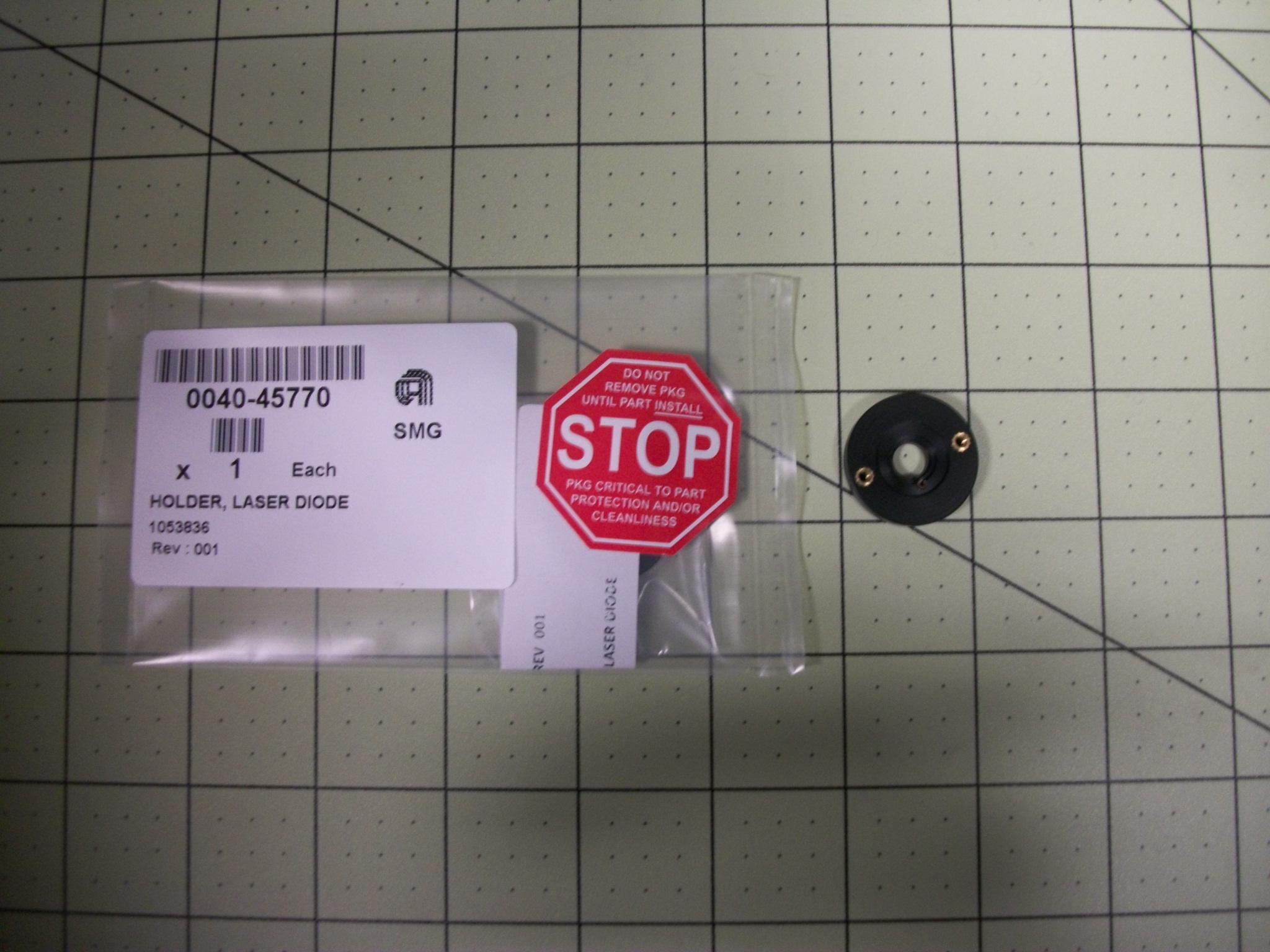Holder, Laser Diode - Used