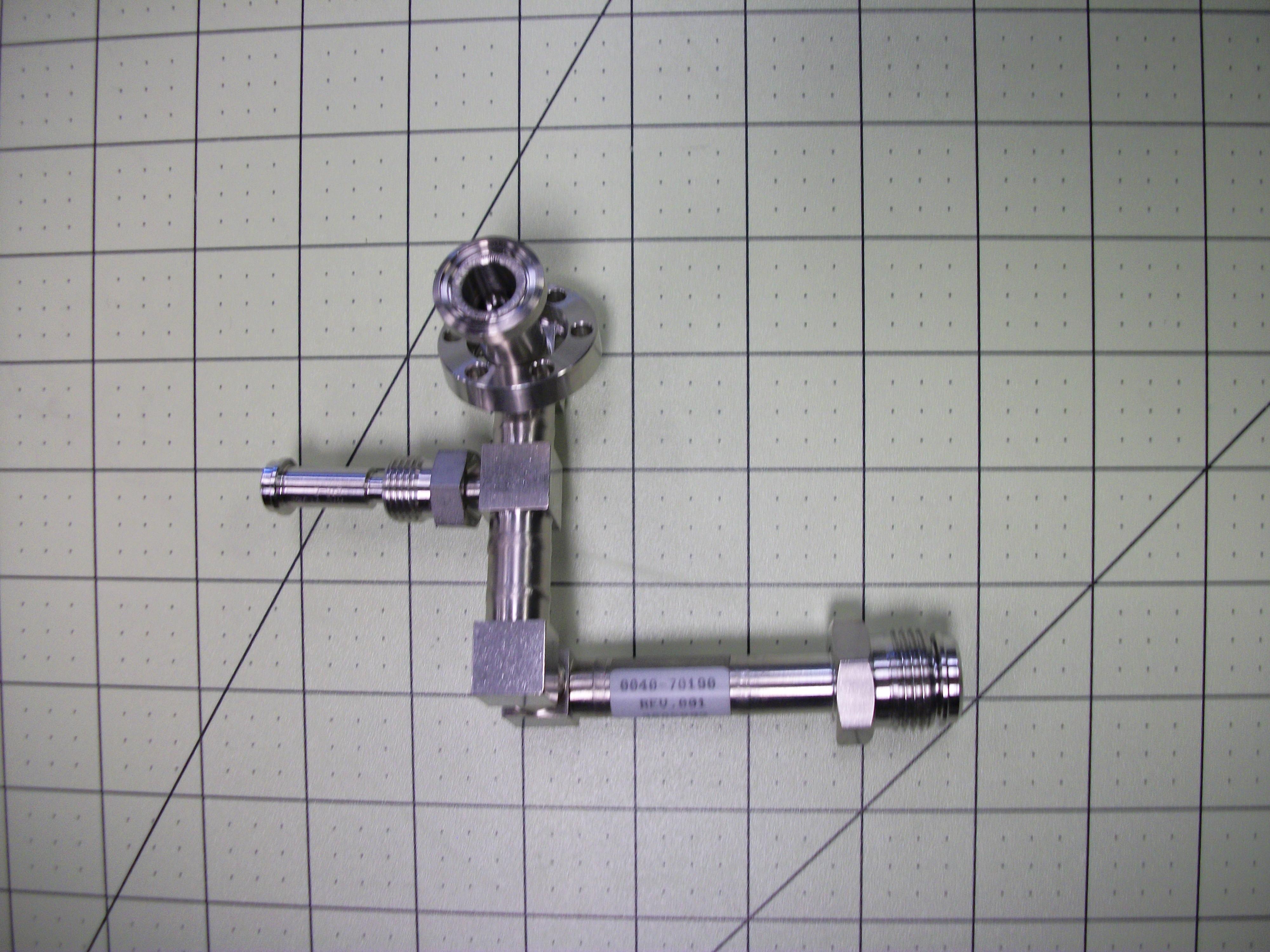ADPTR widebody pressure gauge
