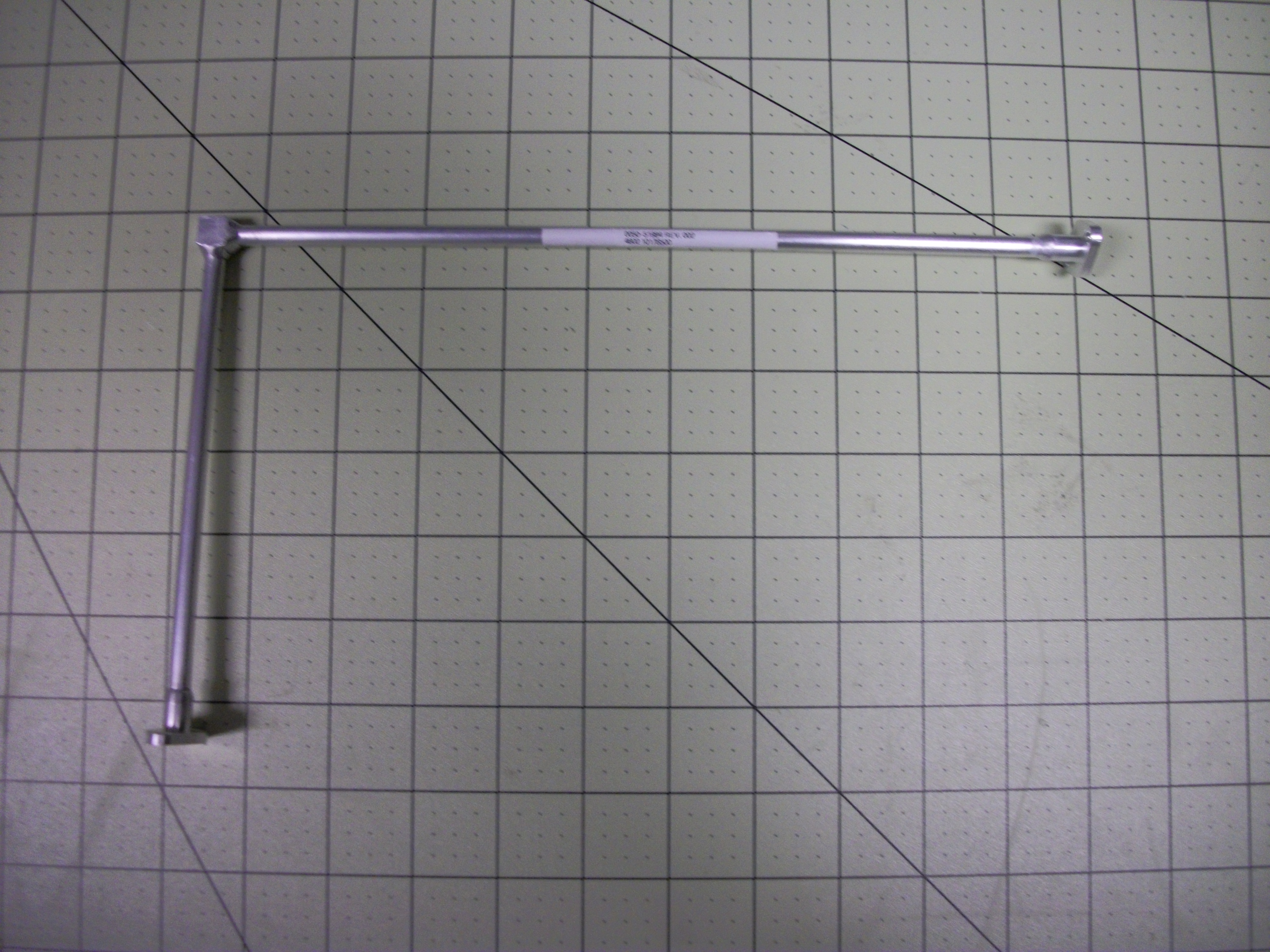 Weldment, process upper chamber 2.65