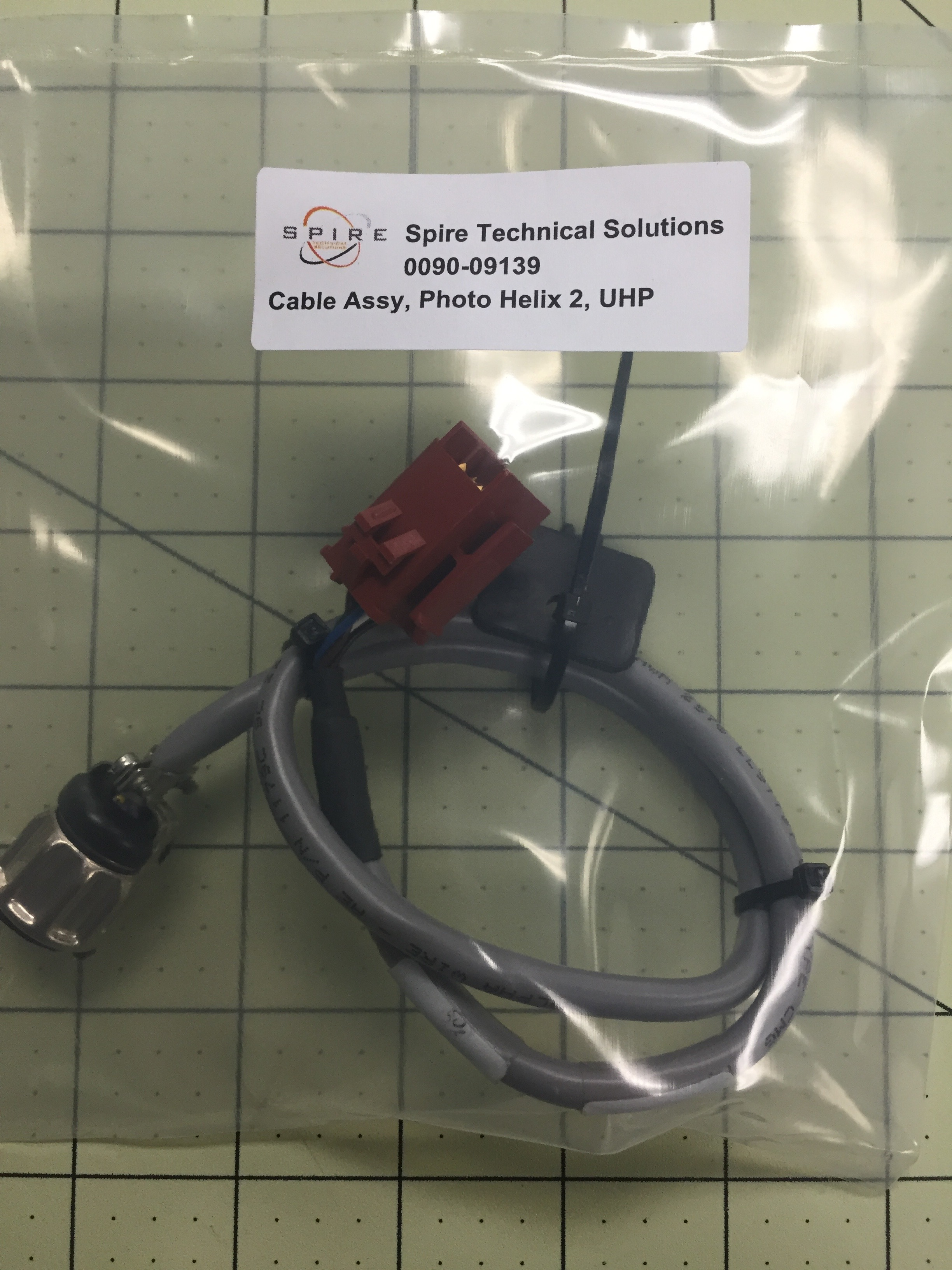 Cable Assy, Photo Helix 2, UHP