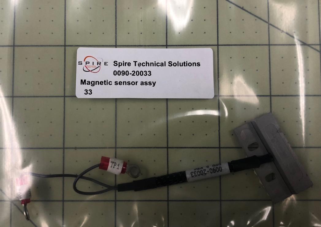 Magnetic sensor assy