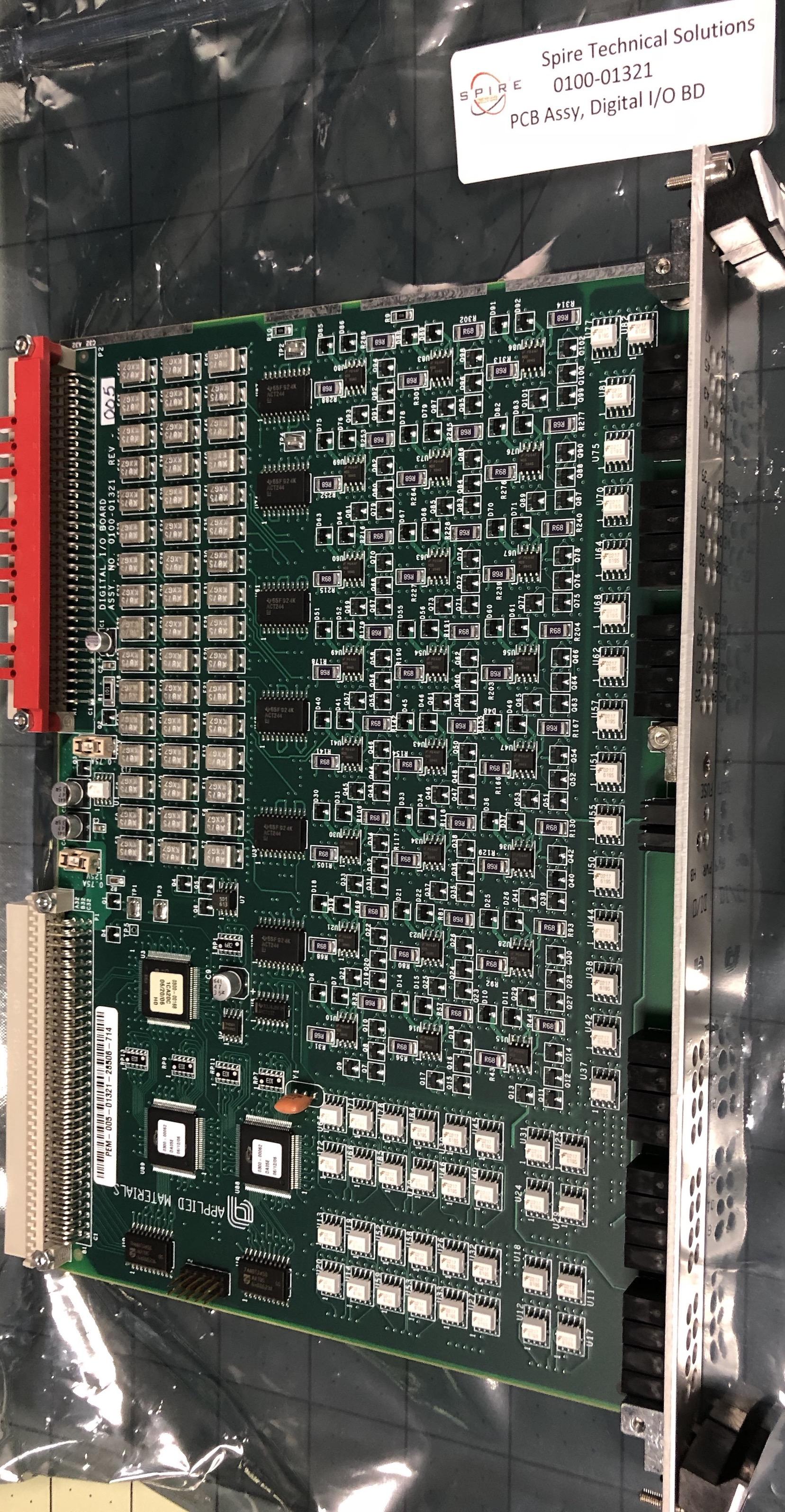 PCB Assy Digital I/O BD