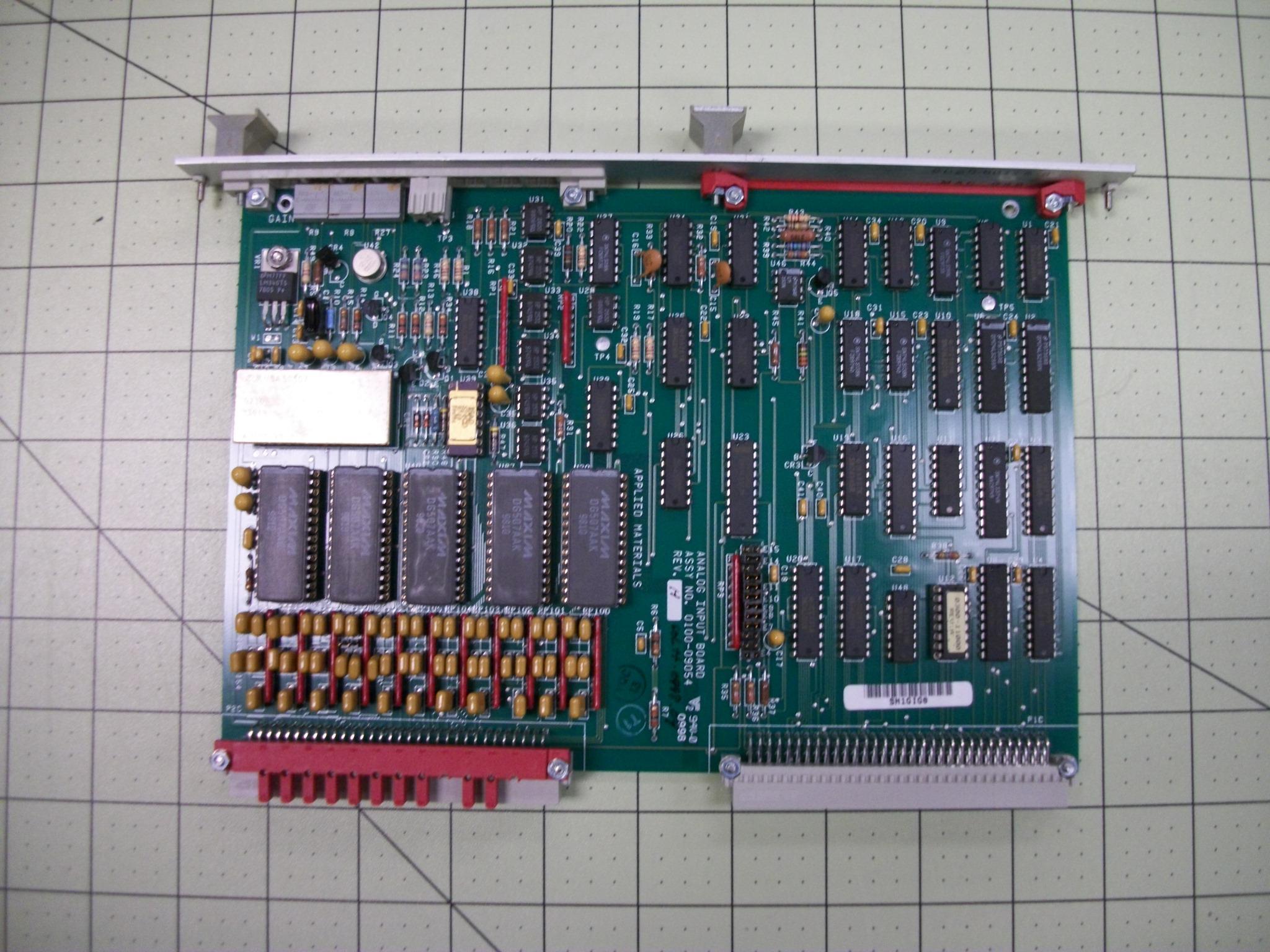 Analog input board