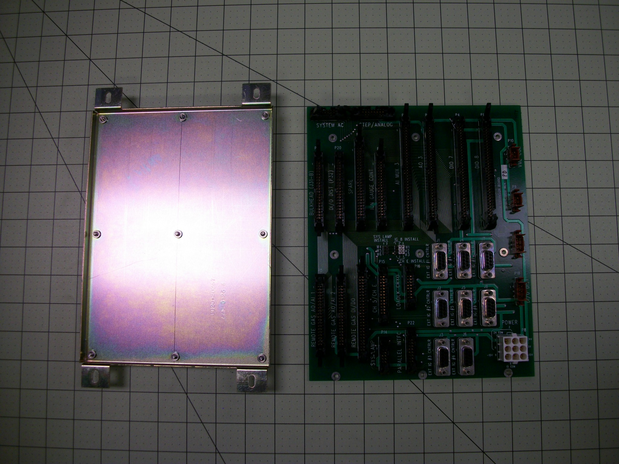 System expansion board w/bracket