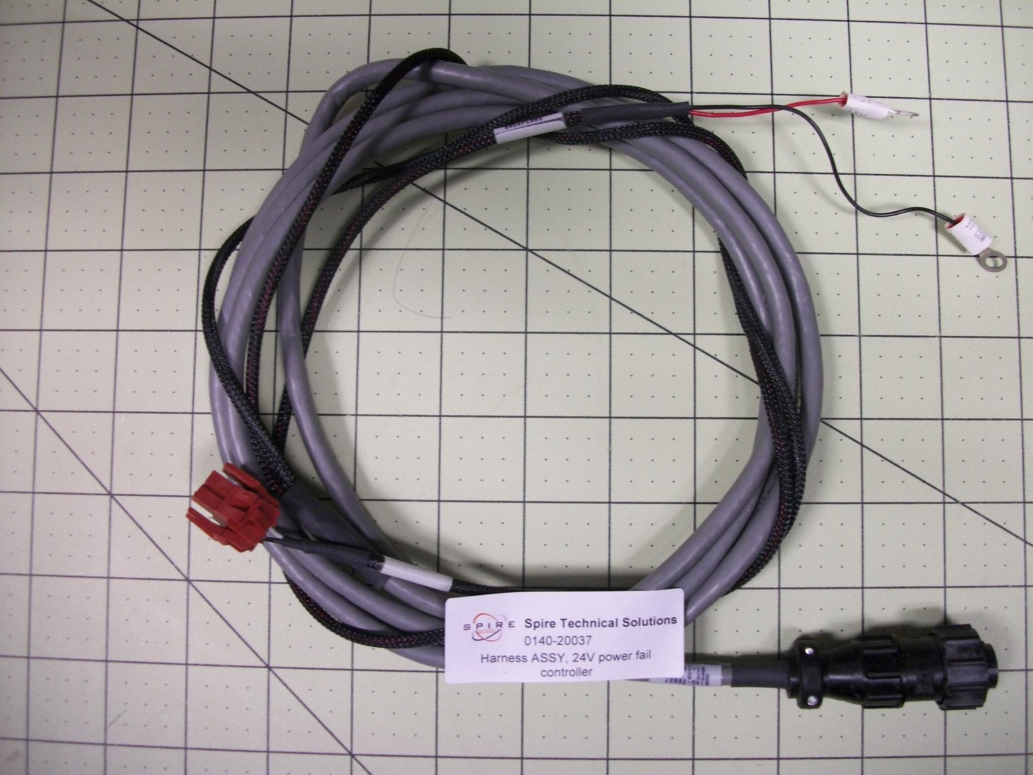 Harness ASSY, 24V power fail