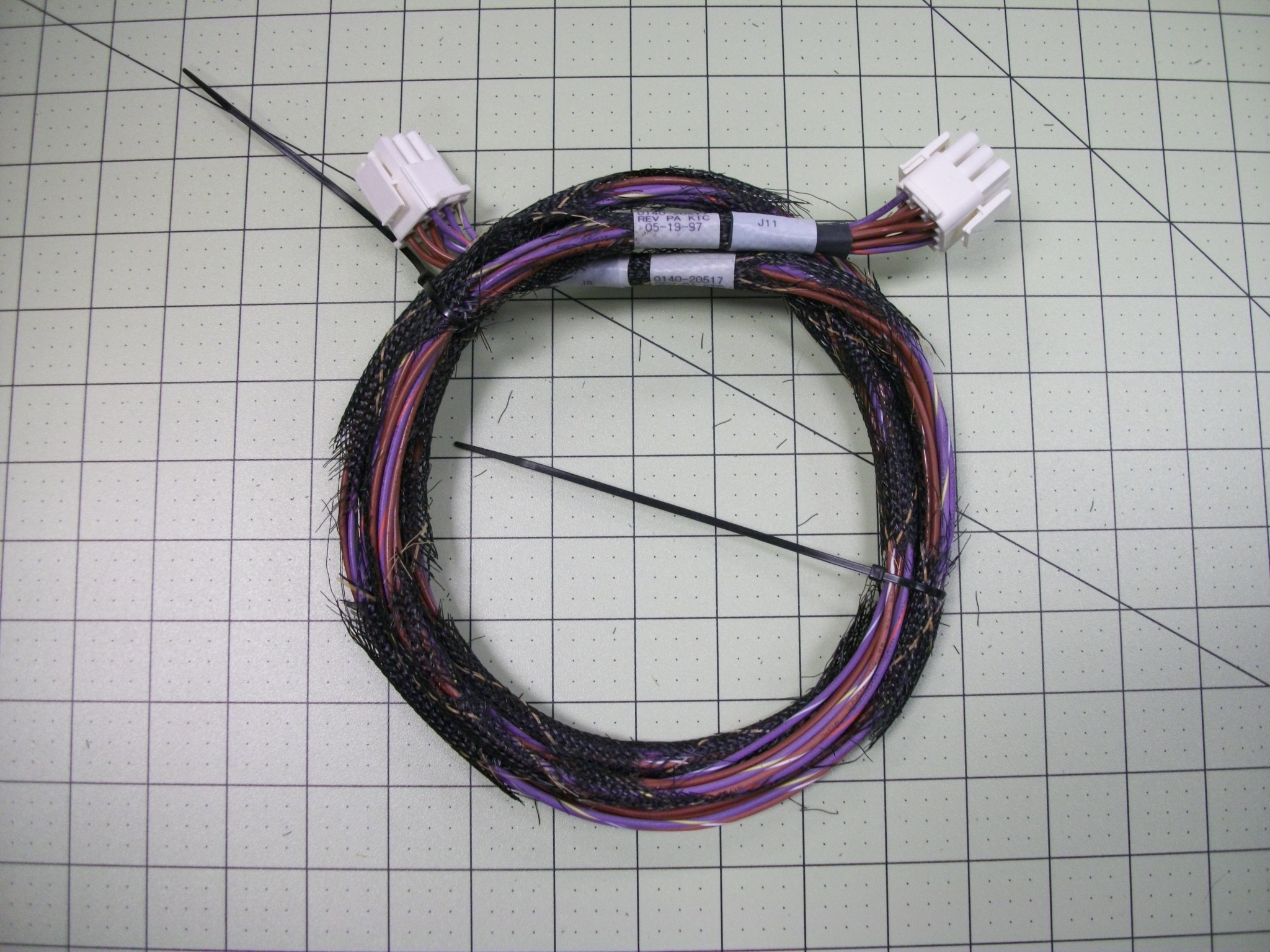 Harness ASSY expansion BD DC power