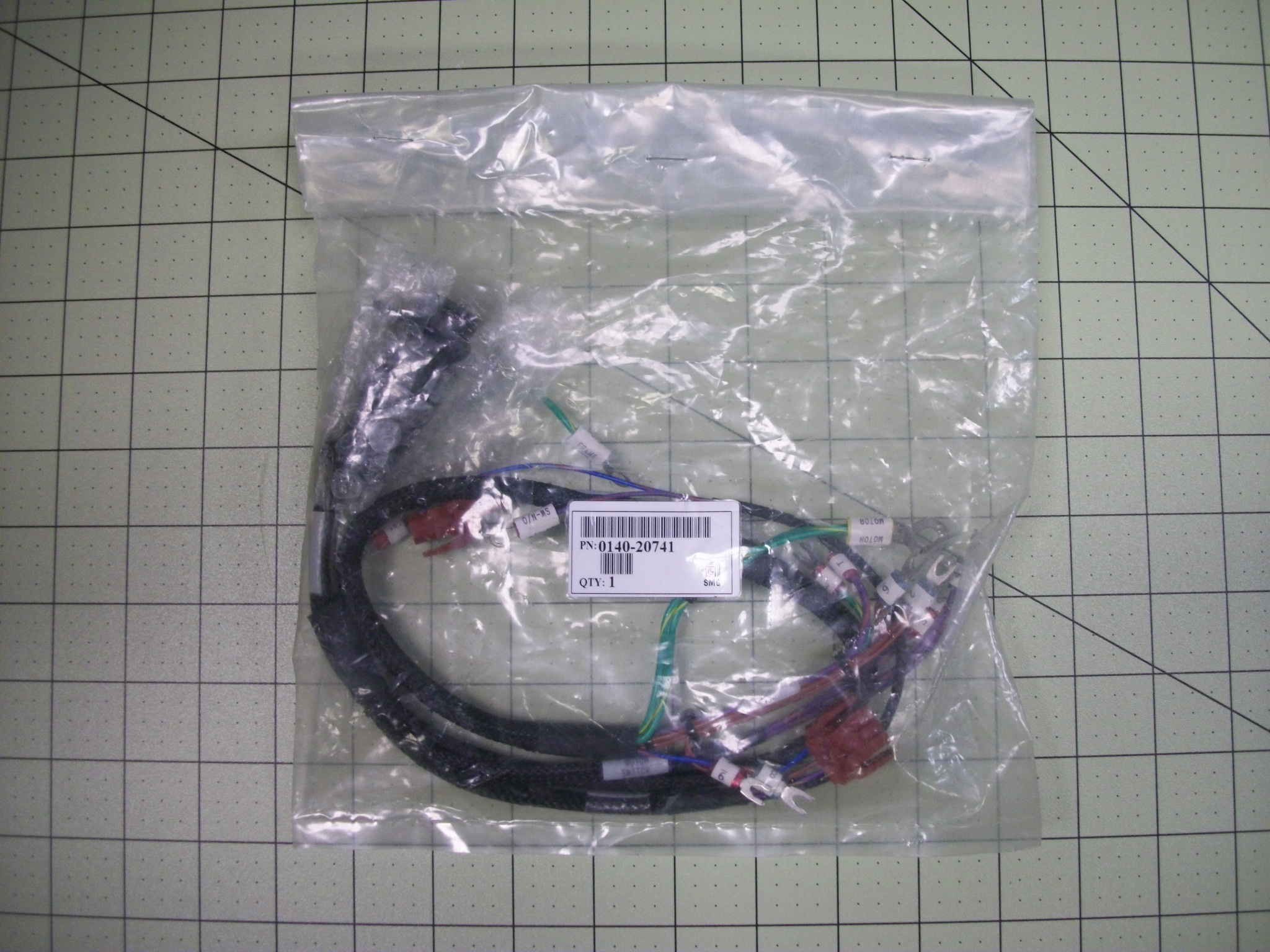 Harness ASSY source cover PVD