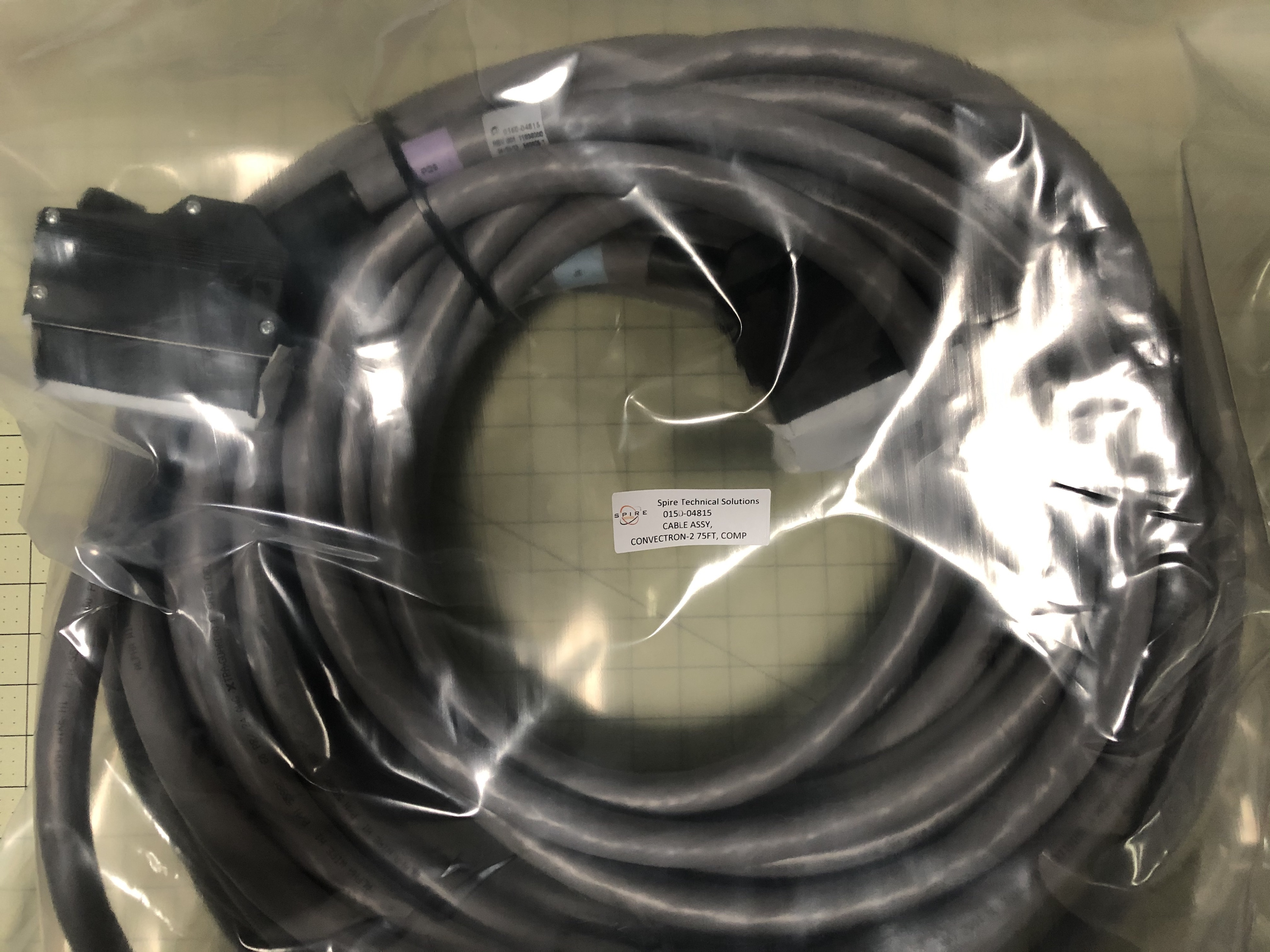 CABLE ASSY, CONVECTRON-2 75FT, COMP
