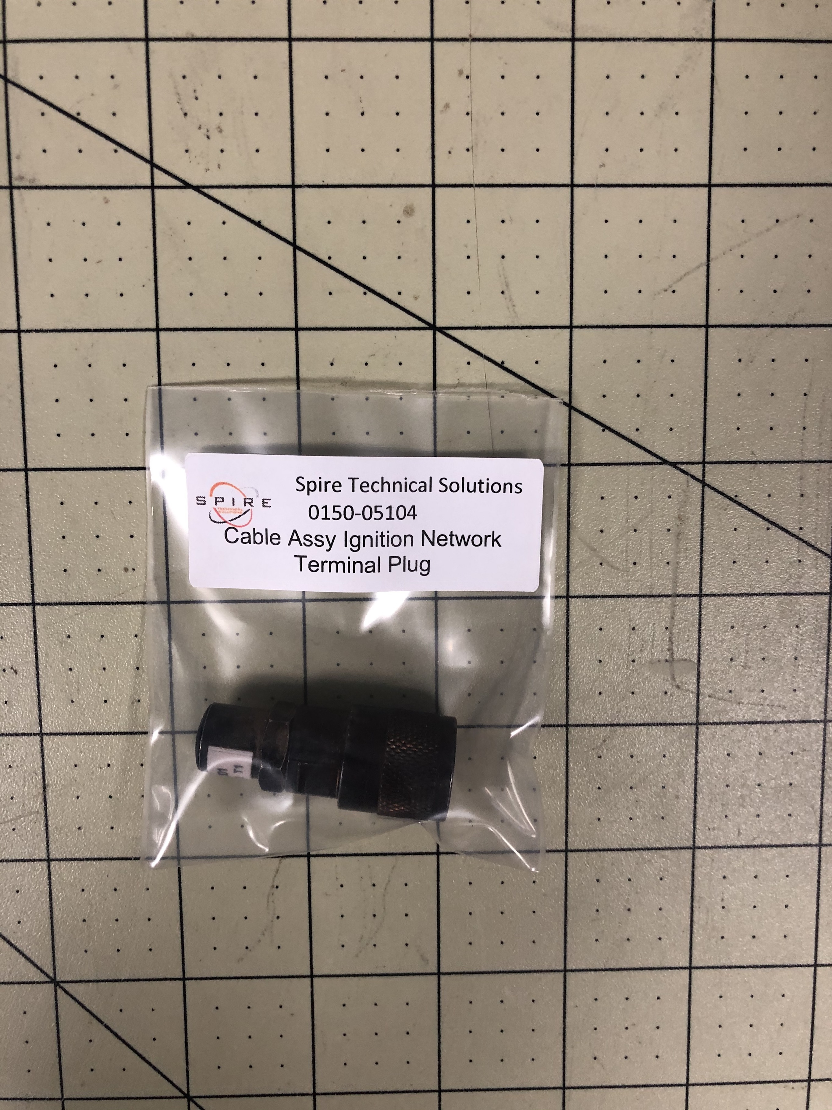 Cable Assy Ignition Network Terminal Plug