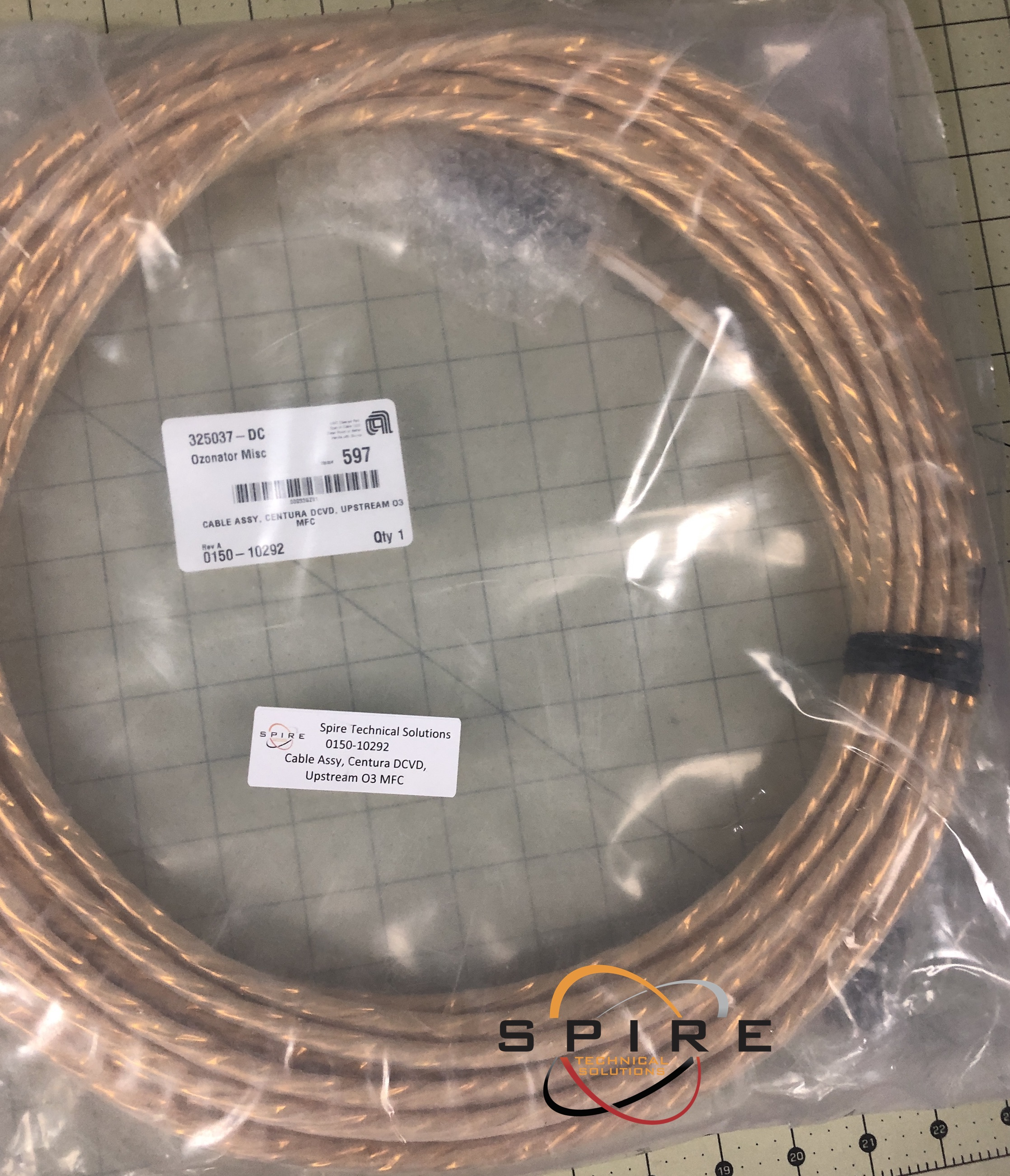 Cable Assy, Centura DCVD, Upstream O3 MFC
