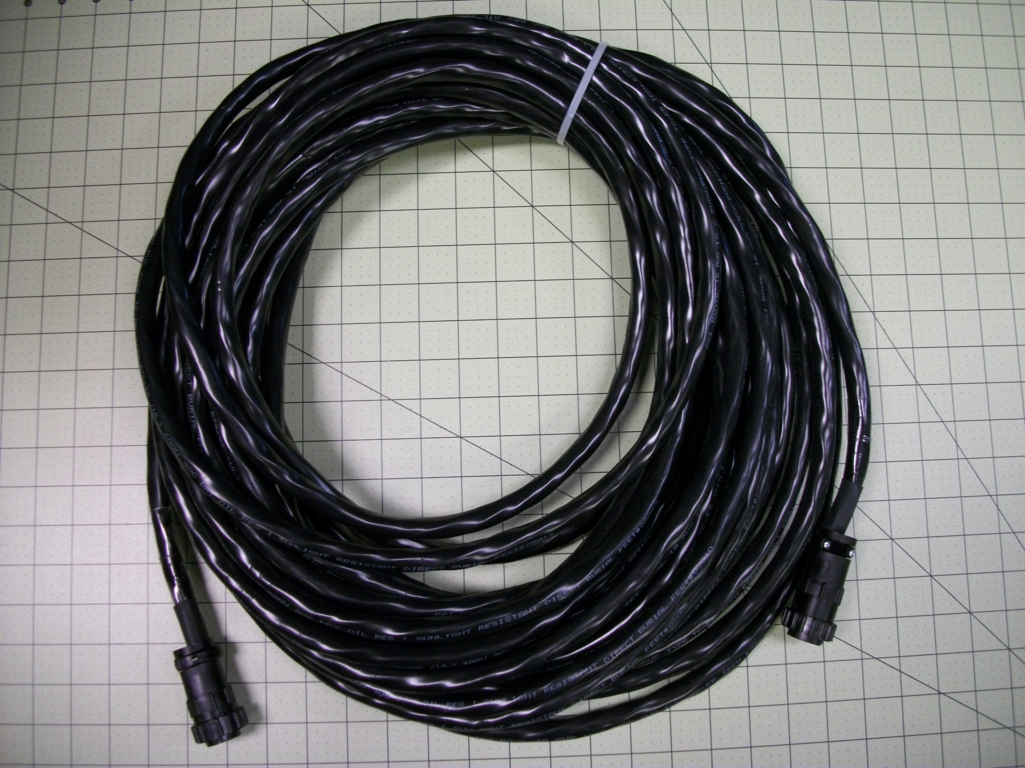 Cable ASSY, RF GEN DC PWR INT. 50ft