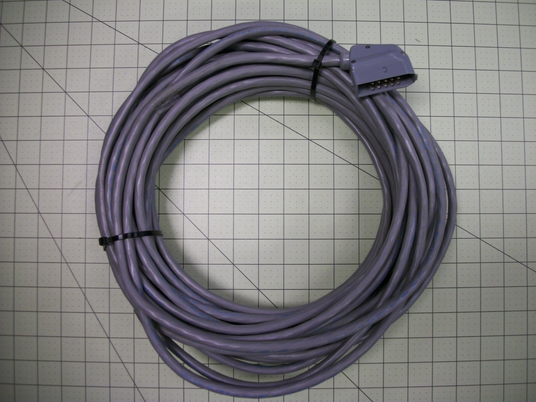 Cable ASSY., turbo pump to controller 75ft