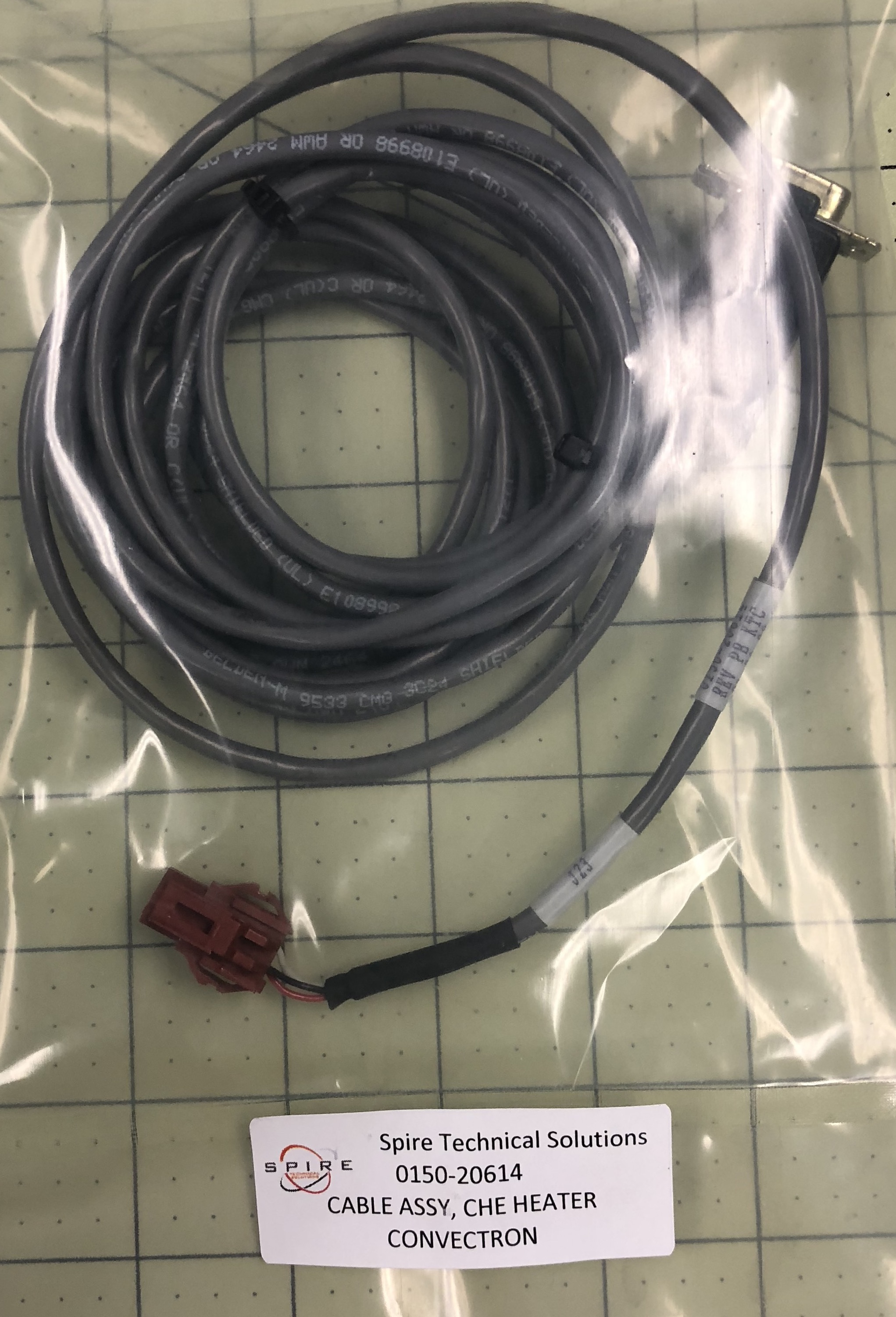 Cable Assy, CHE Htr Convectron