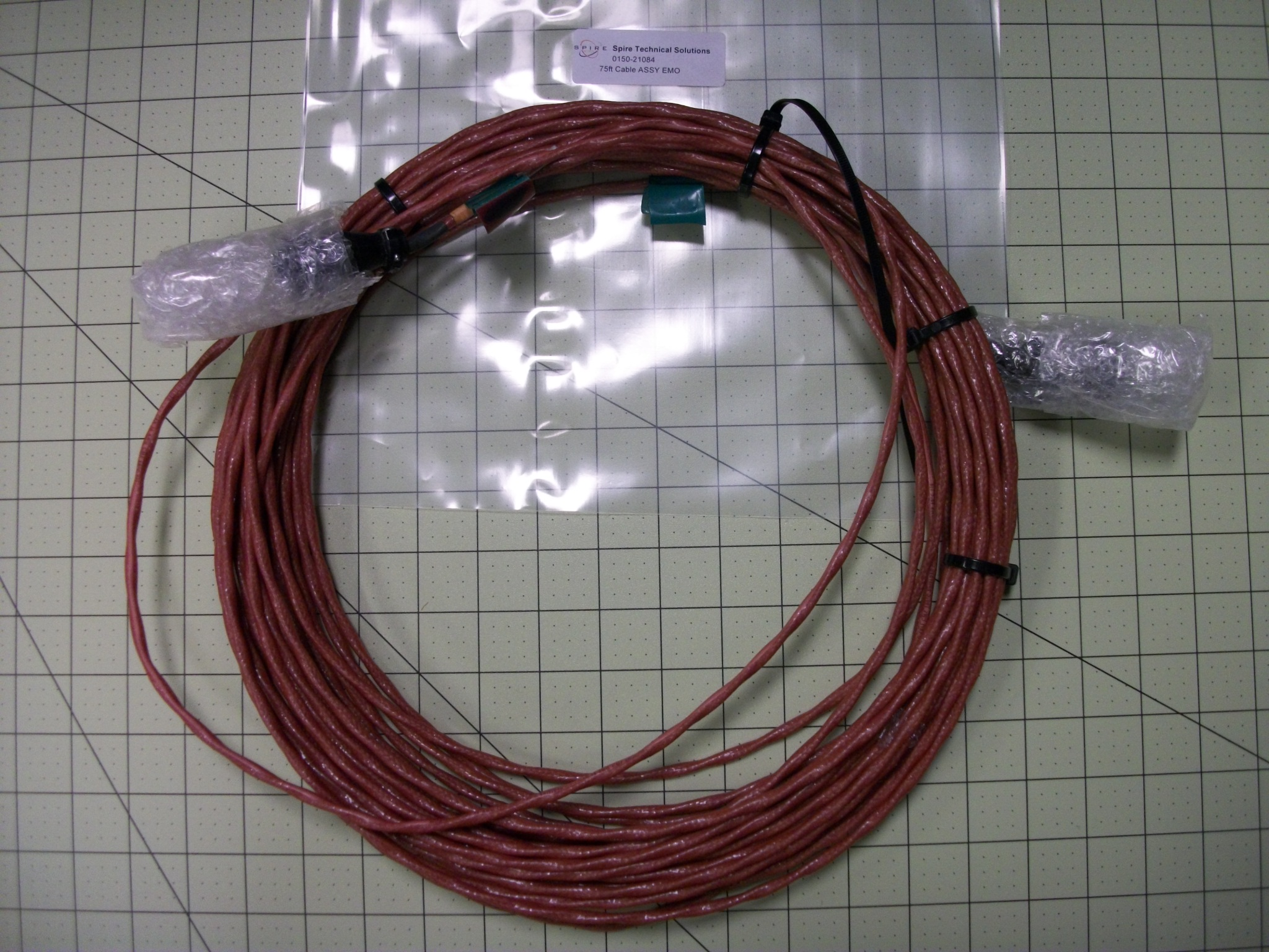 75ft Cable ASSY EMO