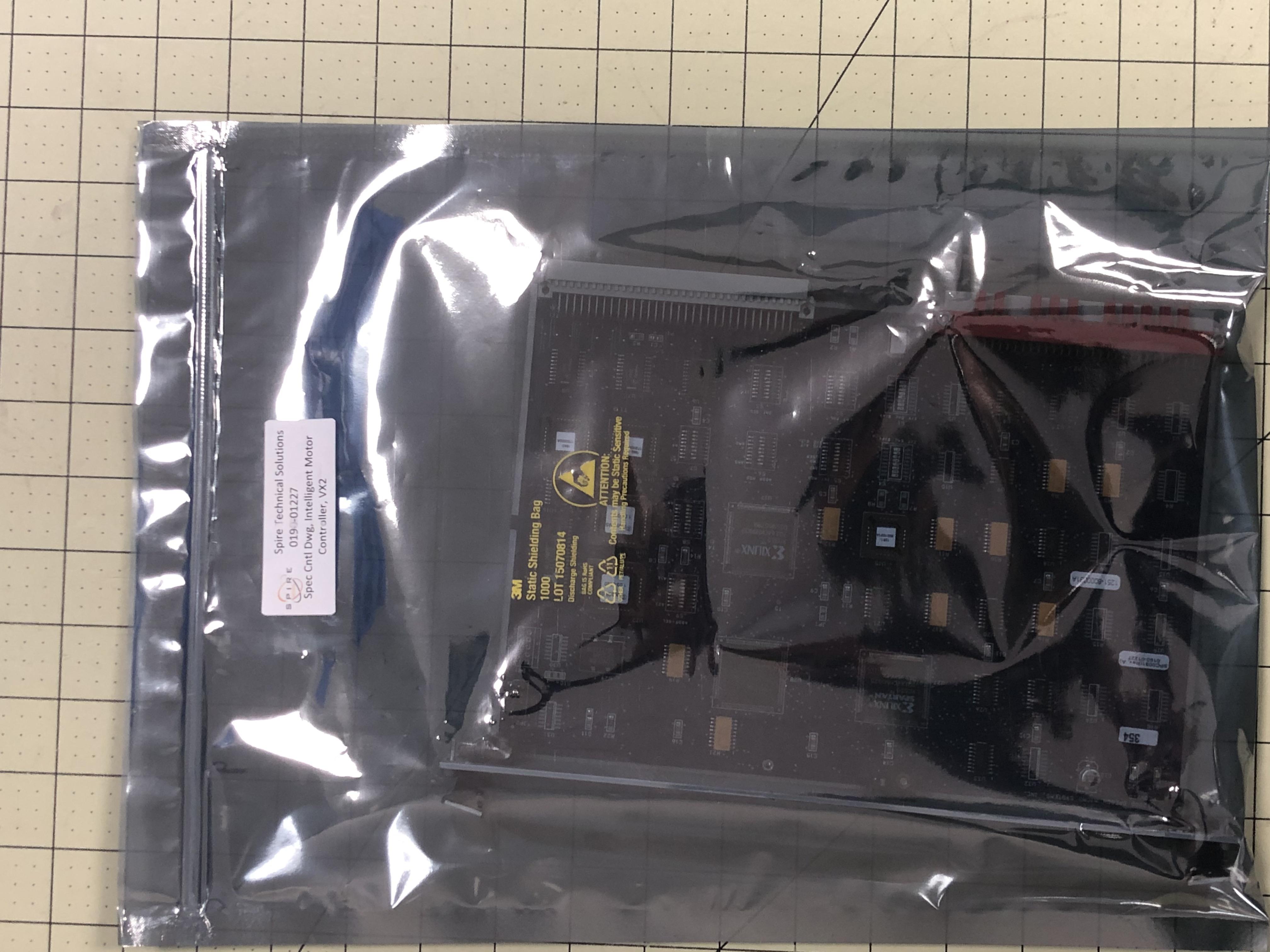 Spec Cntl Dwg, Intelligent Motor Controller, VX2