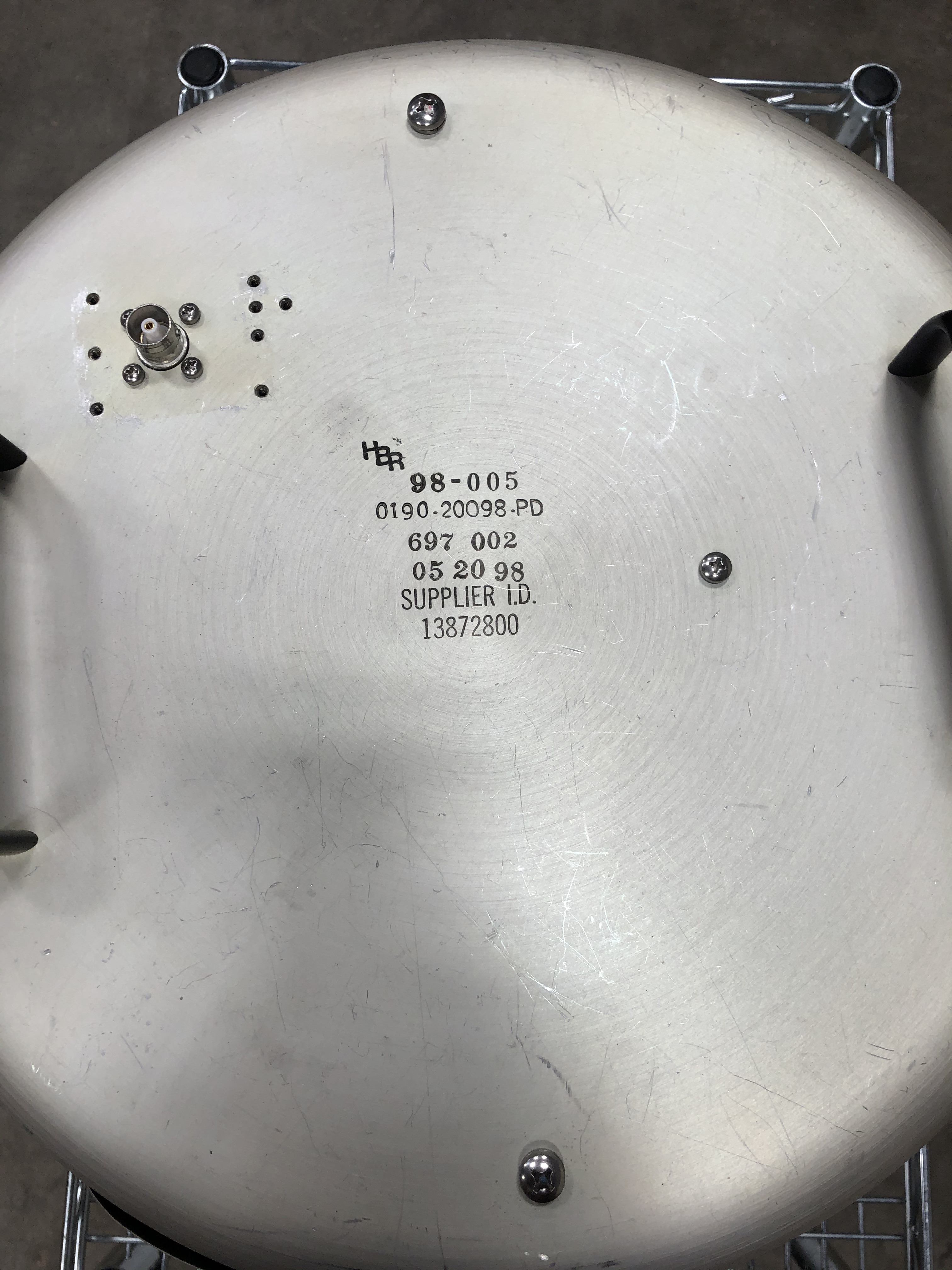 ASSY, RF RESONATOR (OLD STYLE)
