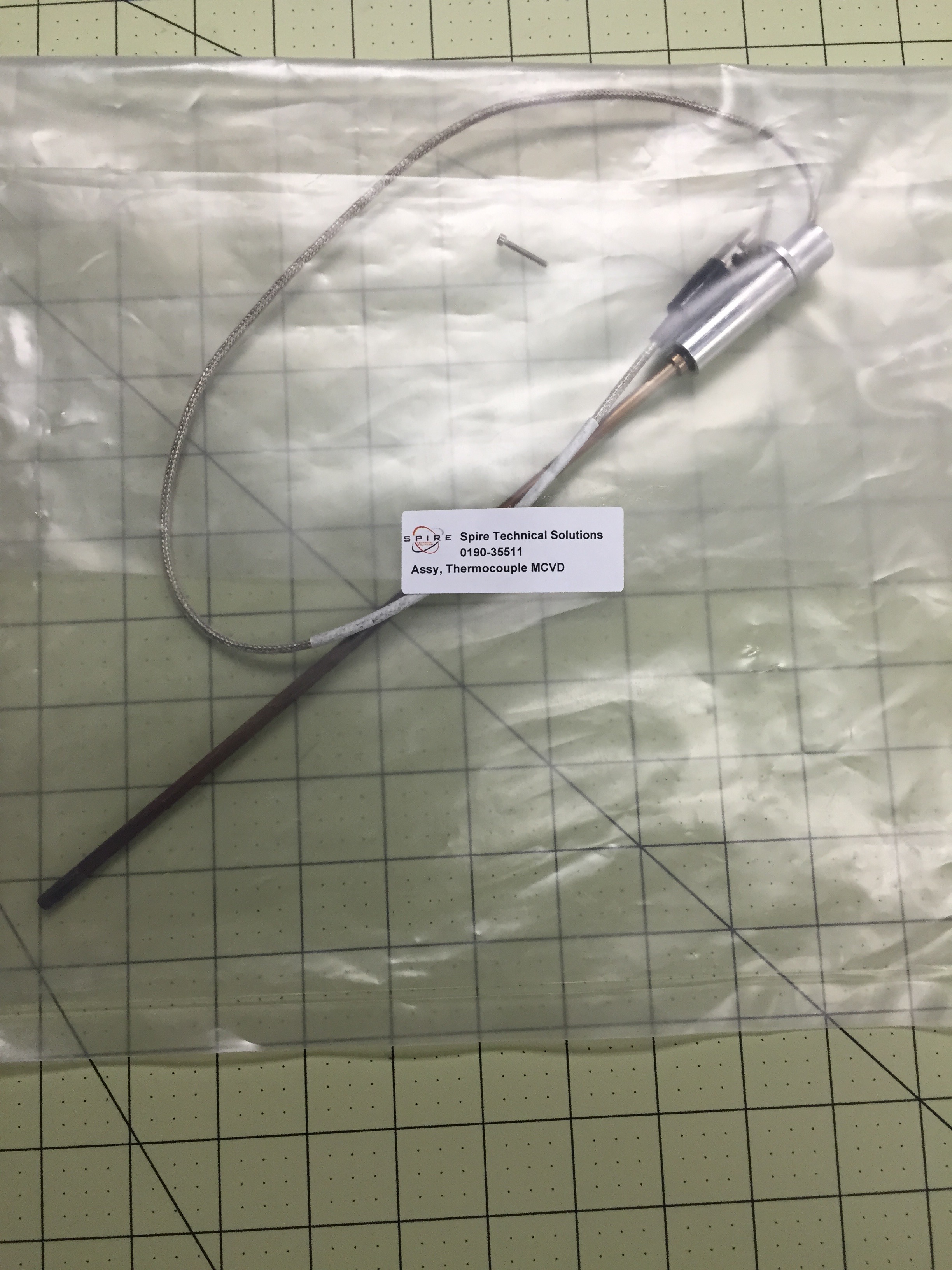 Assy, Thermocouple MCVD