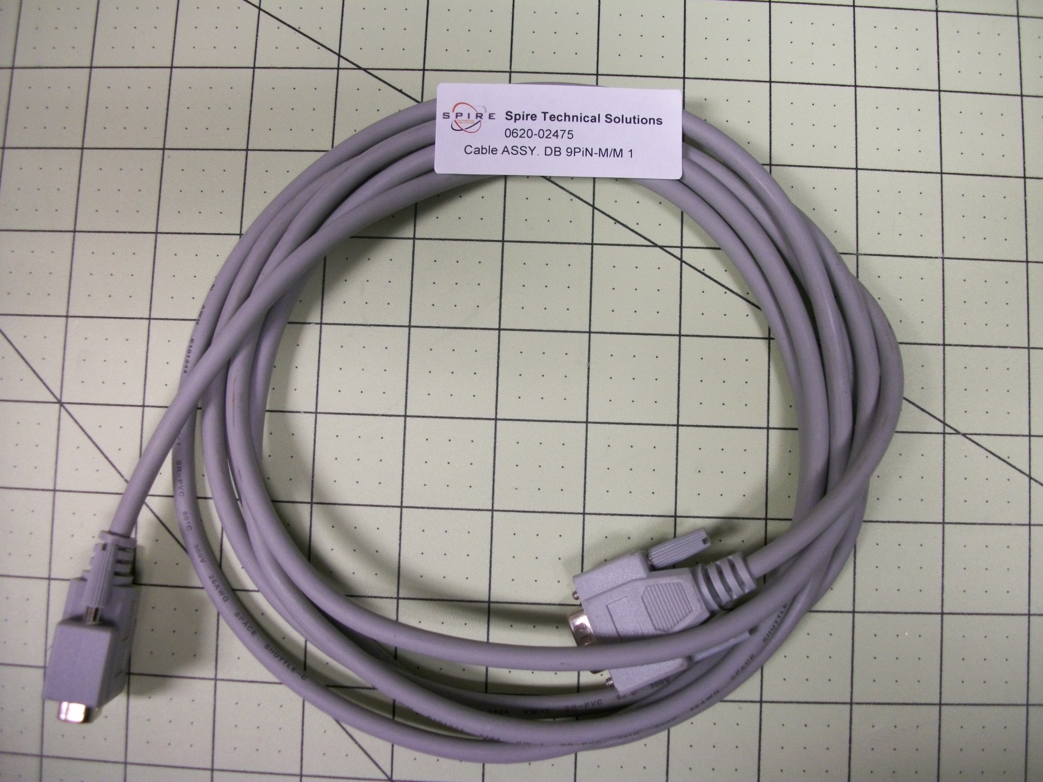Cable ASSY. DB 9PiN-M/M 1
