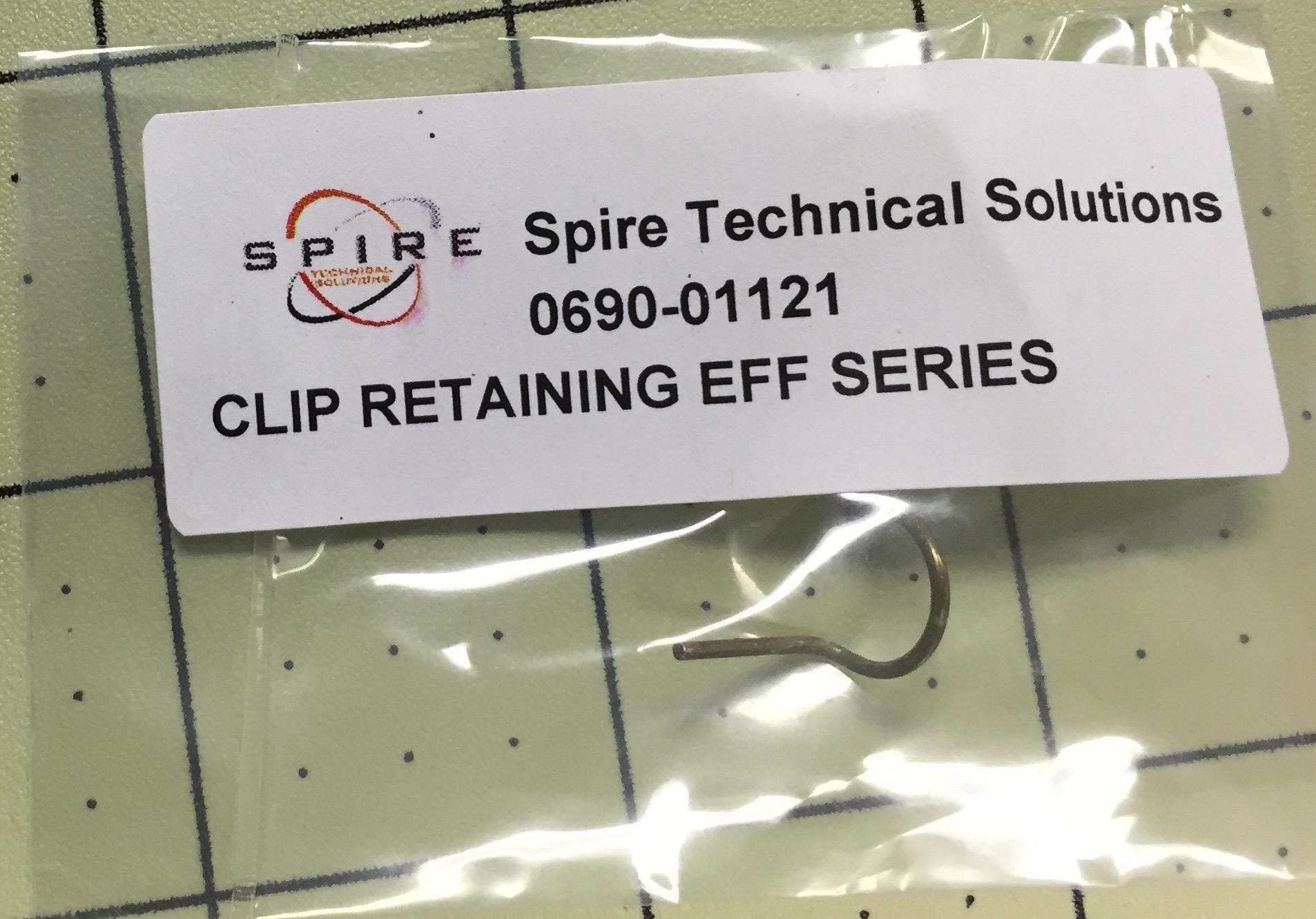 Clip retaining EFF series