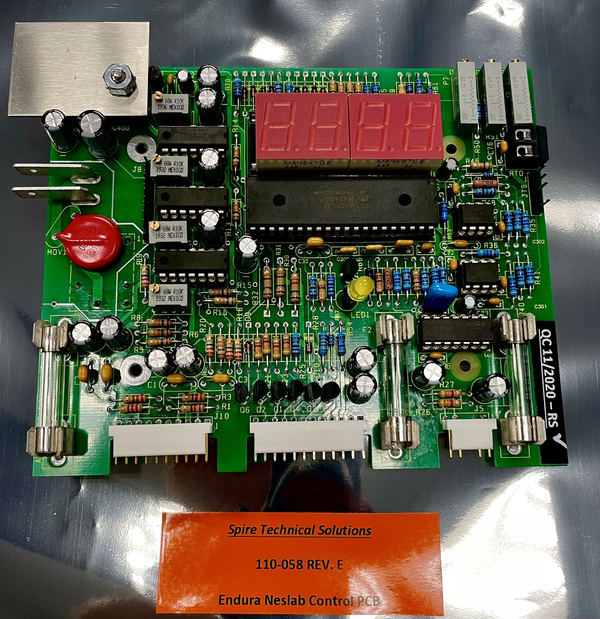 Endura Neslab Control PCB