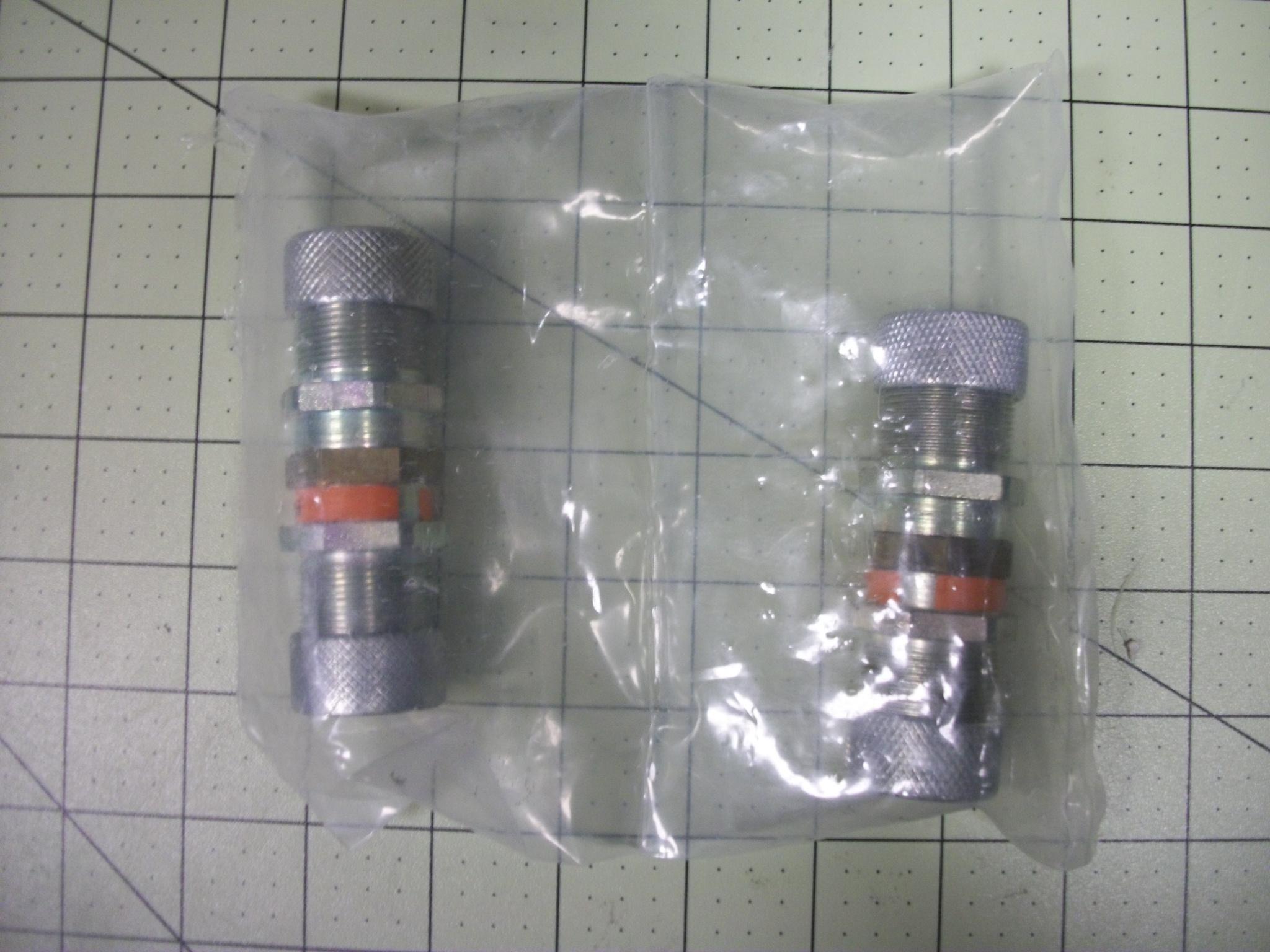 Pump coupling helium line 1/2 ID