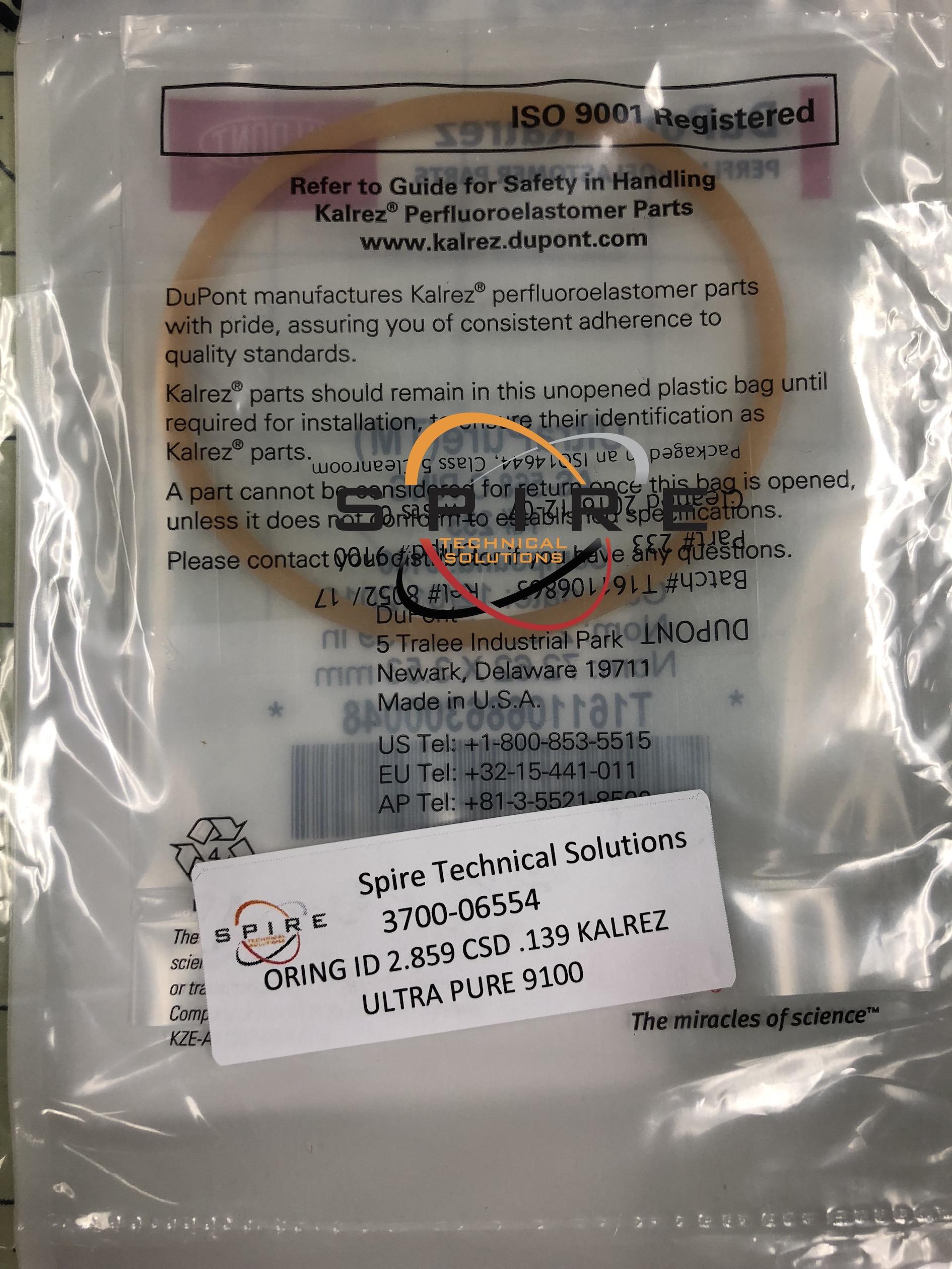 ORING ID 2.859 CSD .139 KALREZ