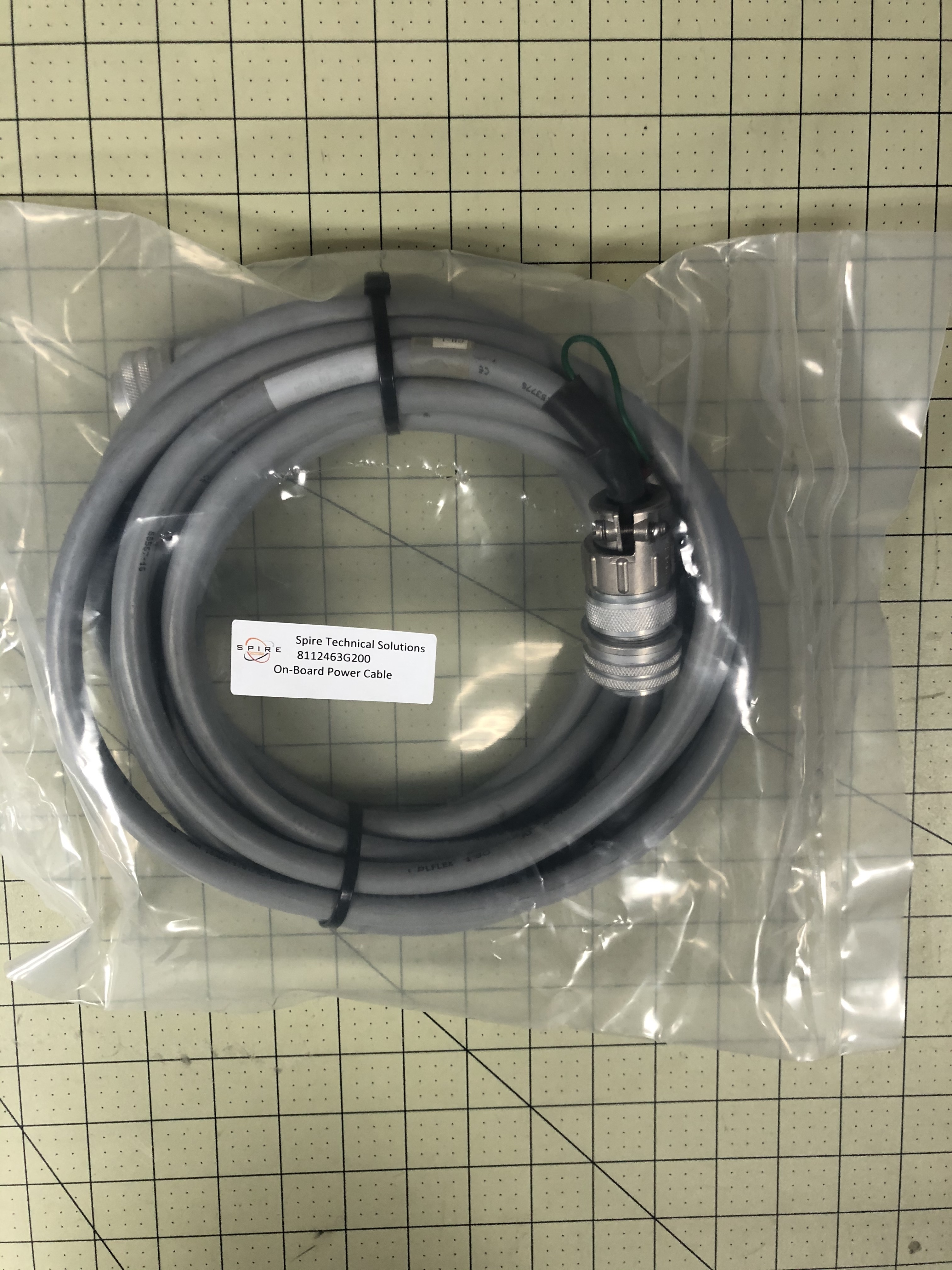 On-Board Power Cable