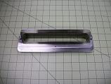 Insert, slit valve machined