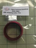 ESC shipping collar. PVD