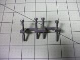 Water manifold 3 metal blade HDP-CVD
