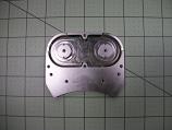 """Cap 6"""" buffer robot"""
