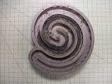 MAGNET, ASSY G-12 ENCAPSULATED, V-CLAMP