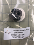PULLEY, MODIFIED, THROTTLE DRIVE
