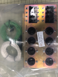 AC outlet system assy
